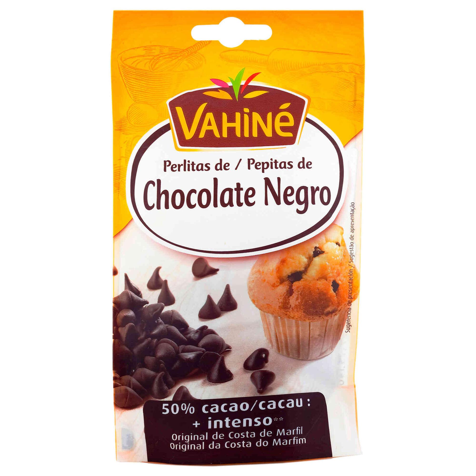 Pepitas de Chocolate Negro