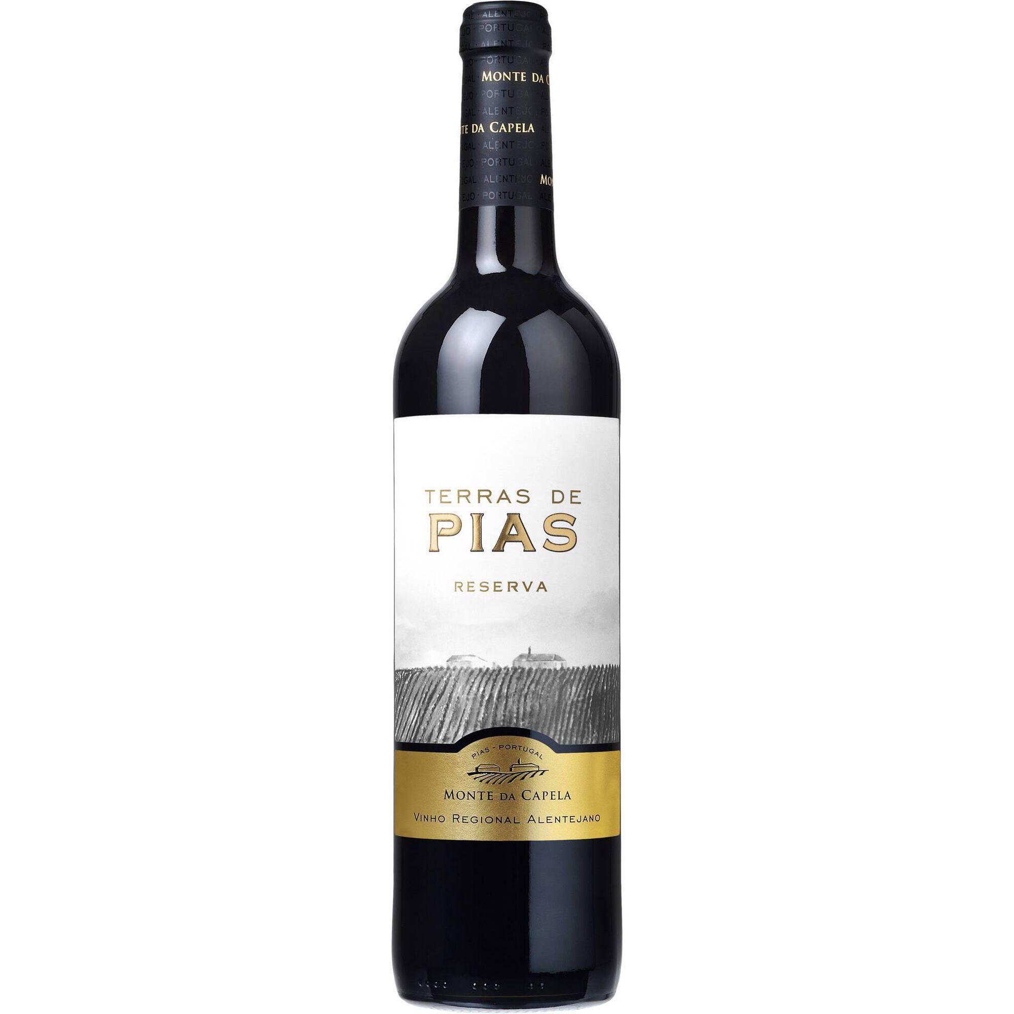 Terras de Pias Reserva Regional Alentejano Vinho Tinto