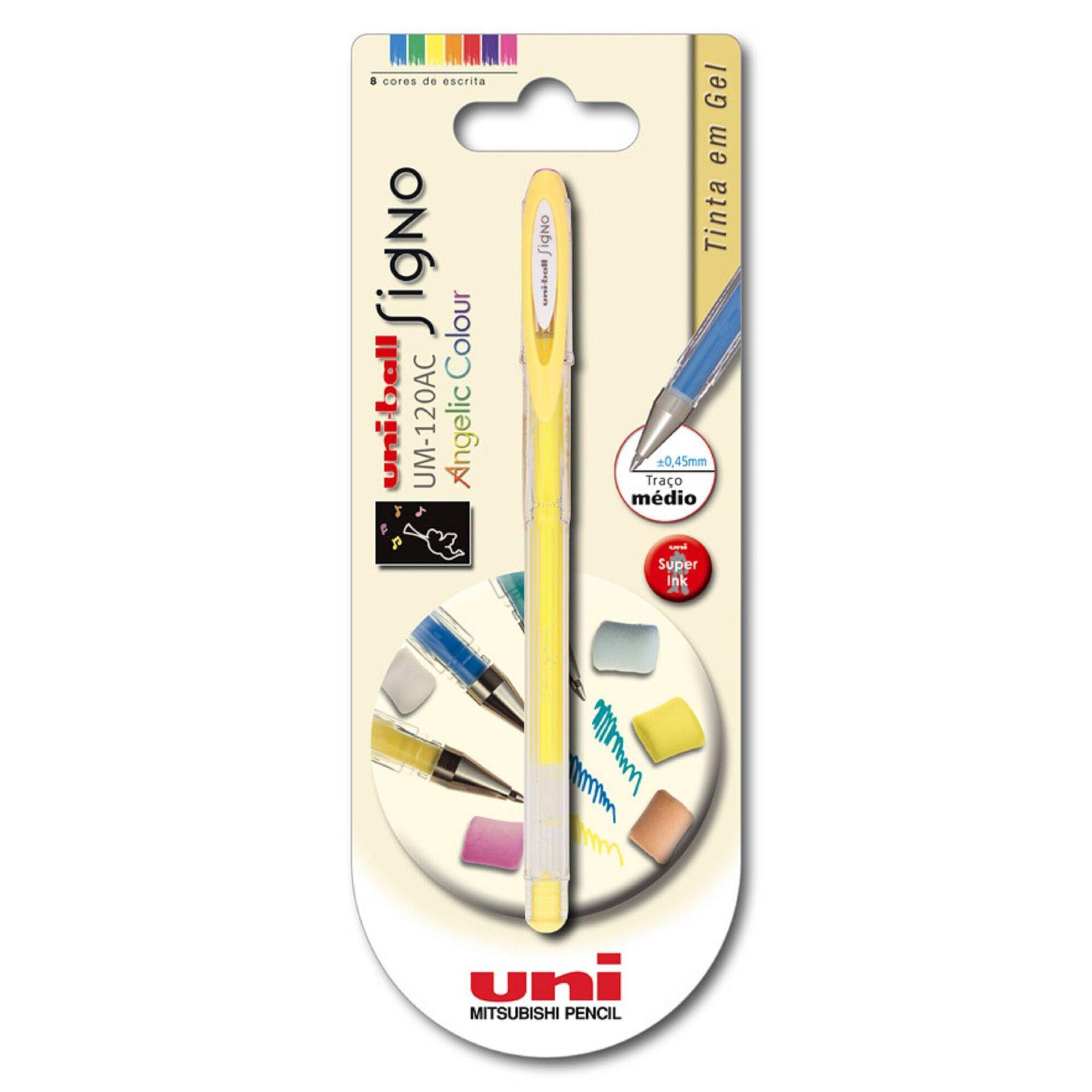 Roller de Tinta Gel (várias cores)