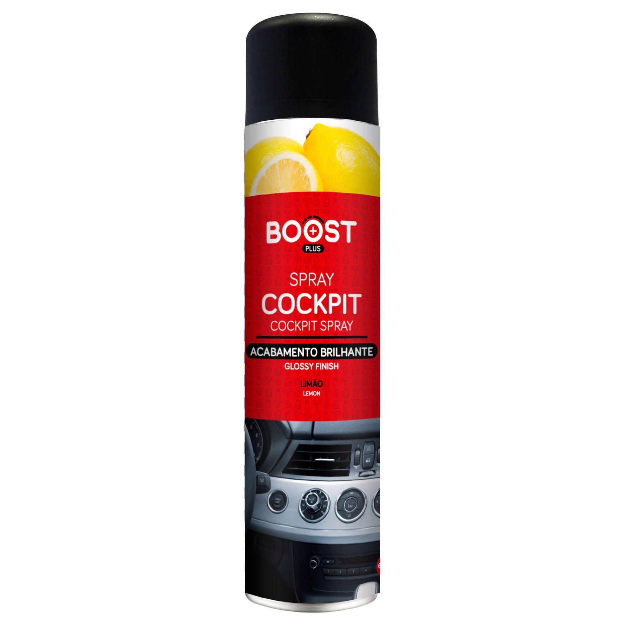 Spray Limpeza Tablier Limão 600ml
