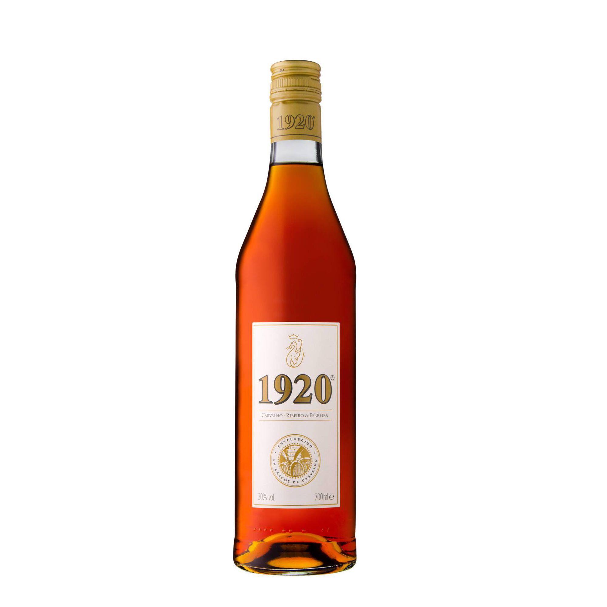 Bebida Espirituosa 1920