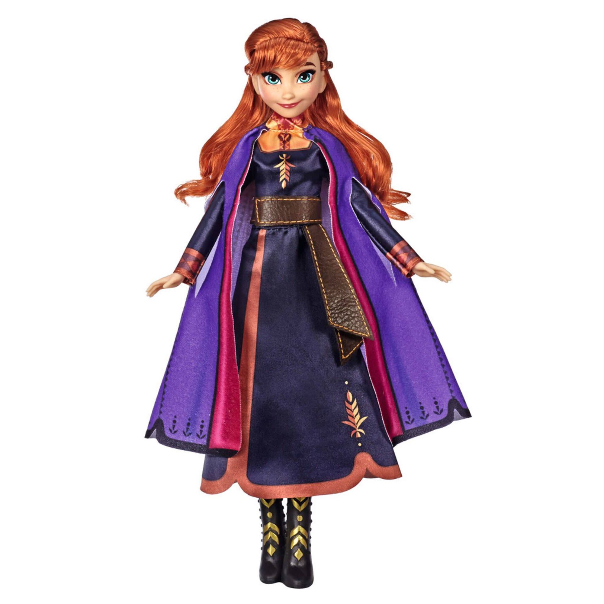 Boneca Musical Frozen 2 Anna