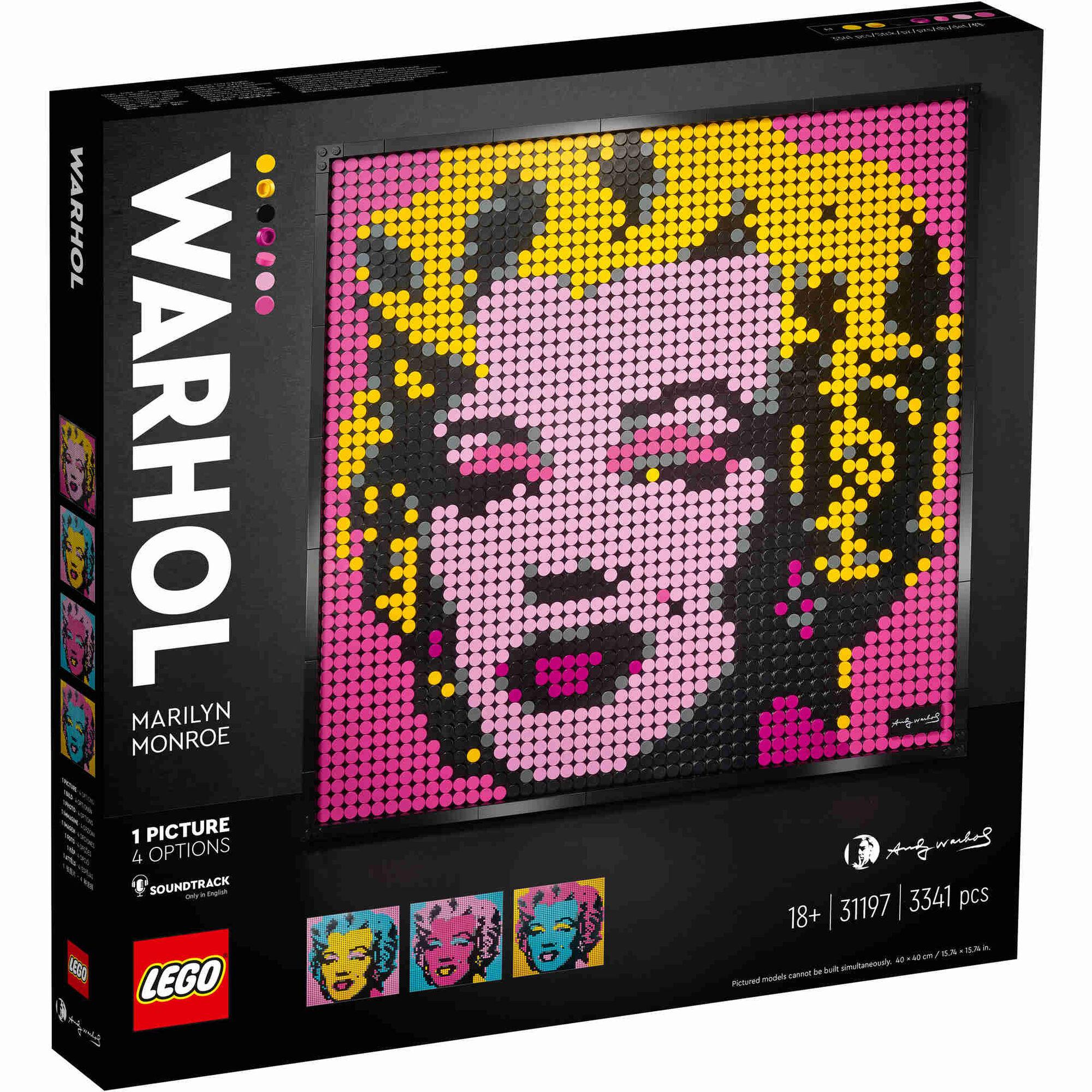 Andy Warhol'S Marilyn Monroe - 31197