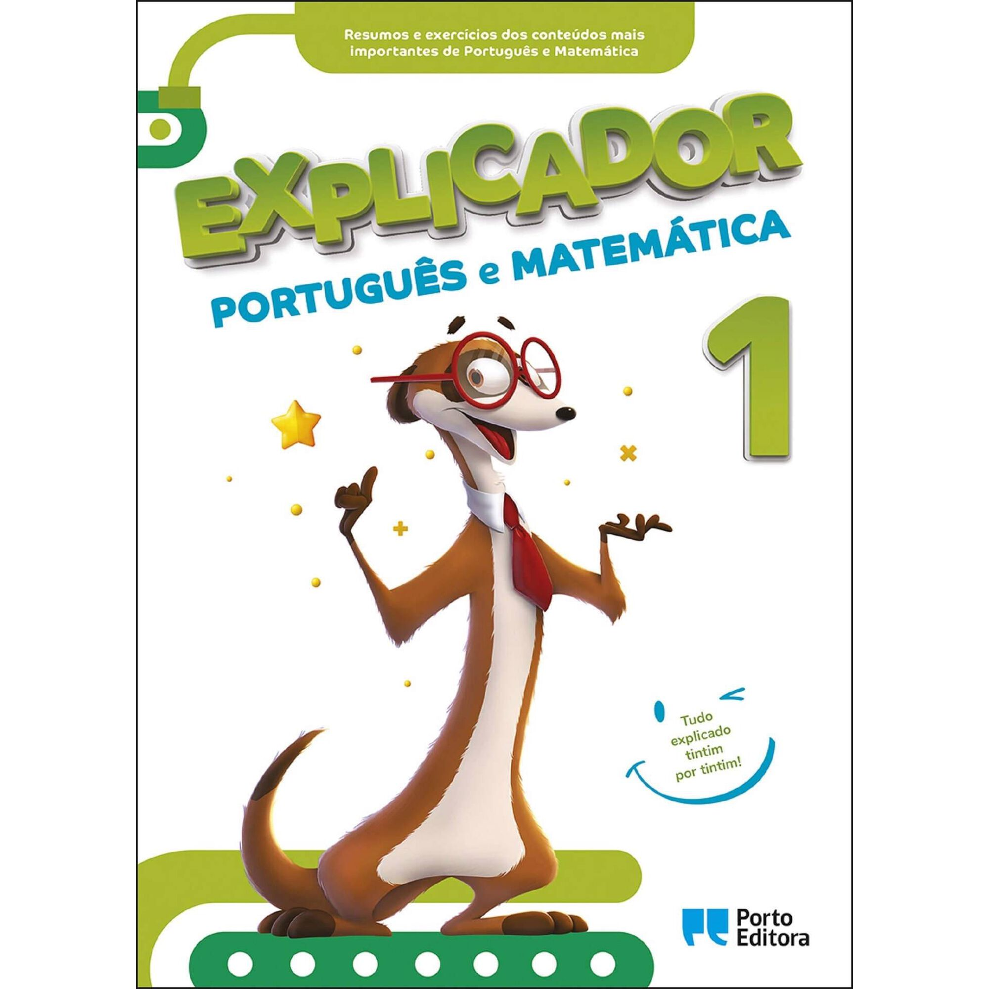 Explicador 1 - Português e Matemática - 1º Ano