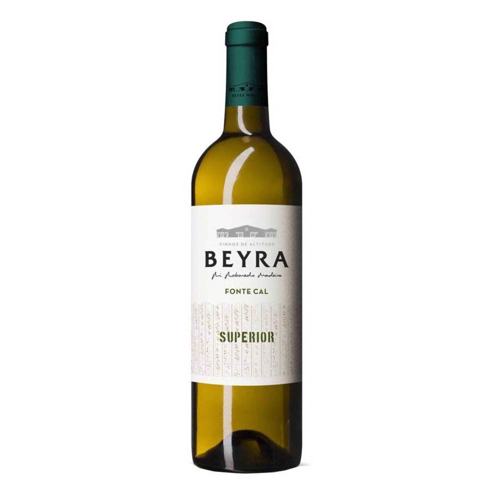 Beyra Fonte Cal Superior DOC Beira Interior Vinho Branco