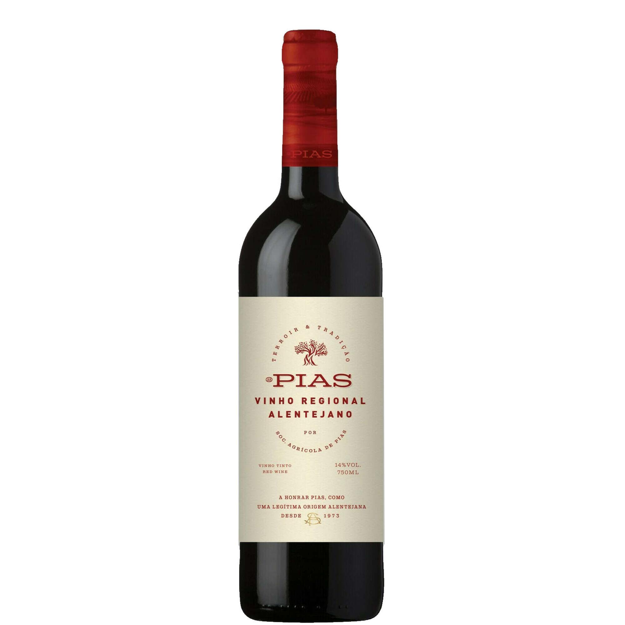 Aspias Regional Alentejano Vinho Tinto