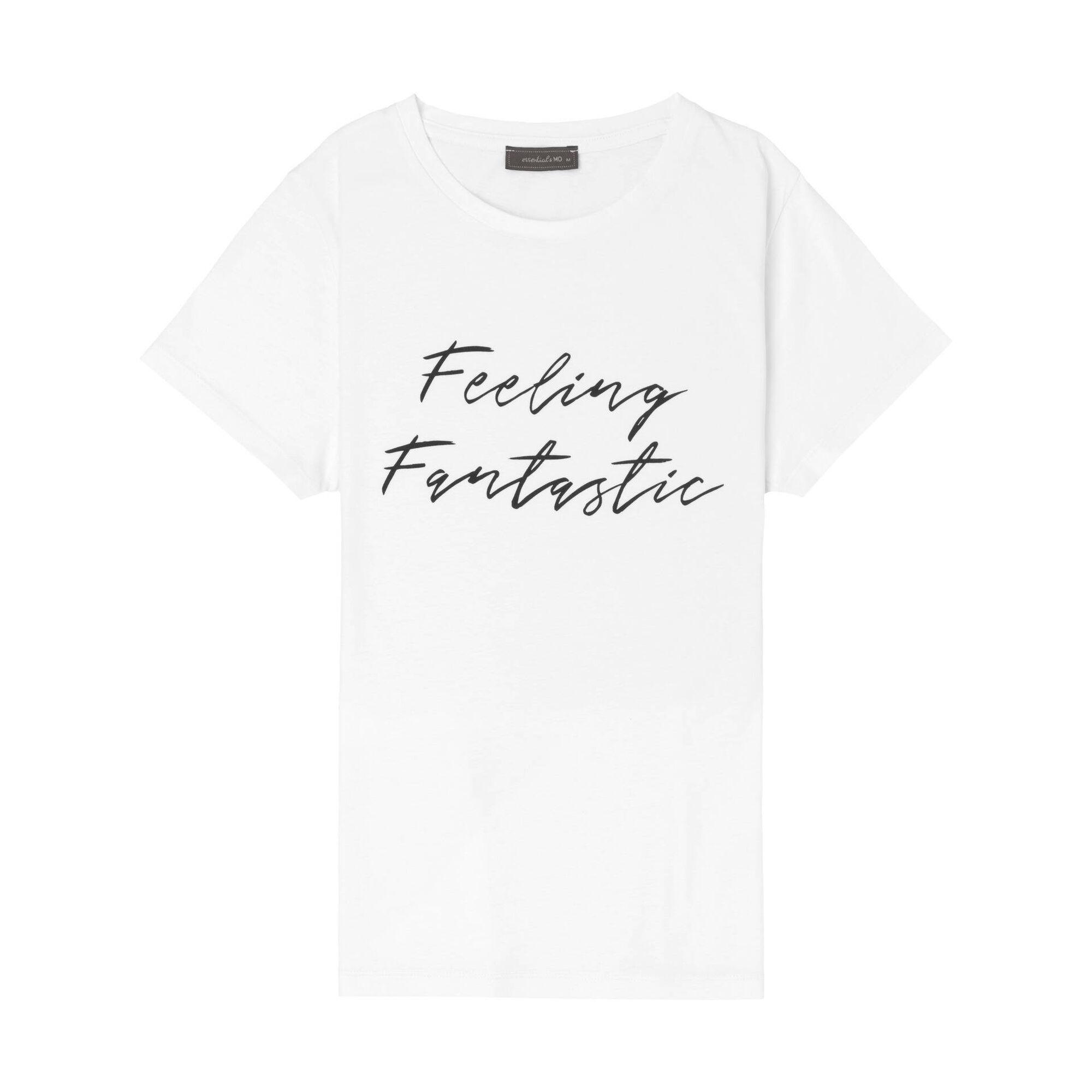 T-shirt Algodão Cru