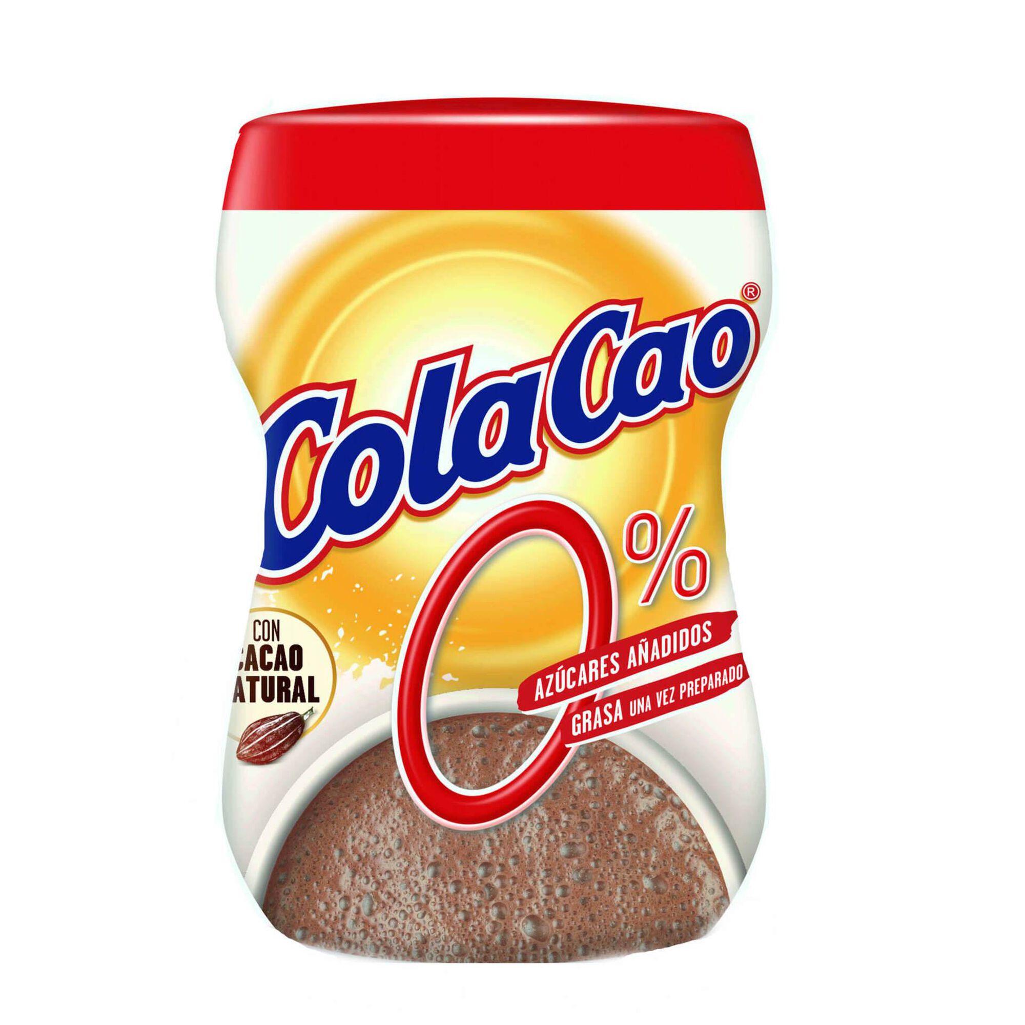 Achocolatado Solúvel sem Açúcar