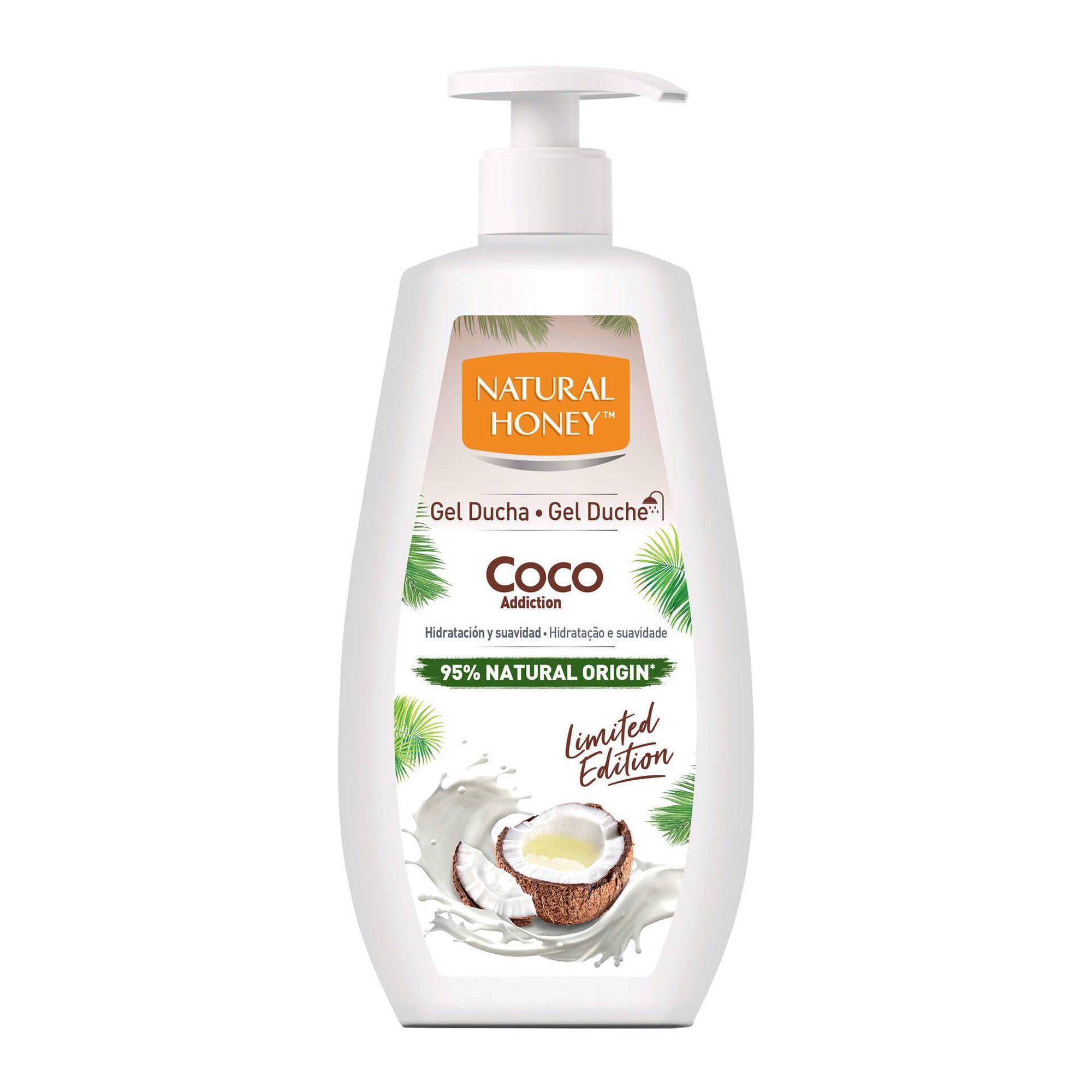 Gel de Banho Coco