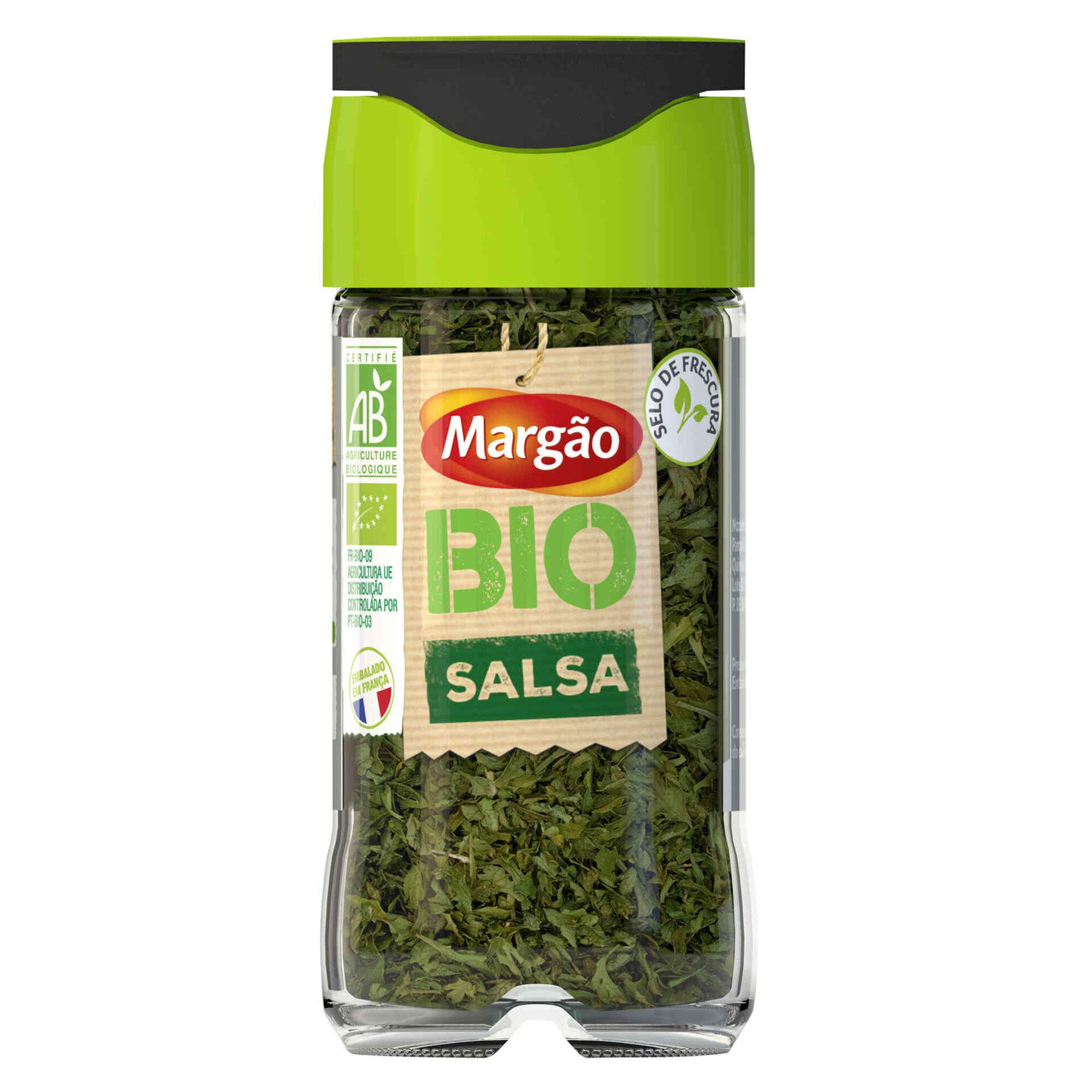 Salsa Folhas Biológica