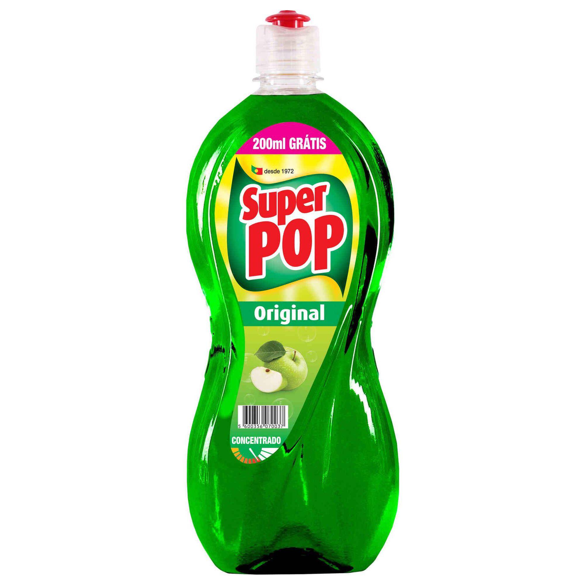 Detergente Manual Loiça Ultra Maçã