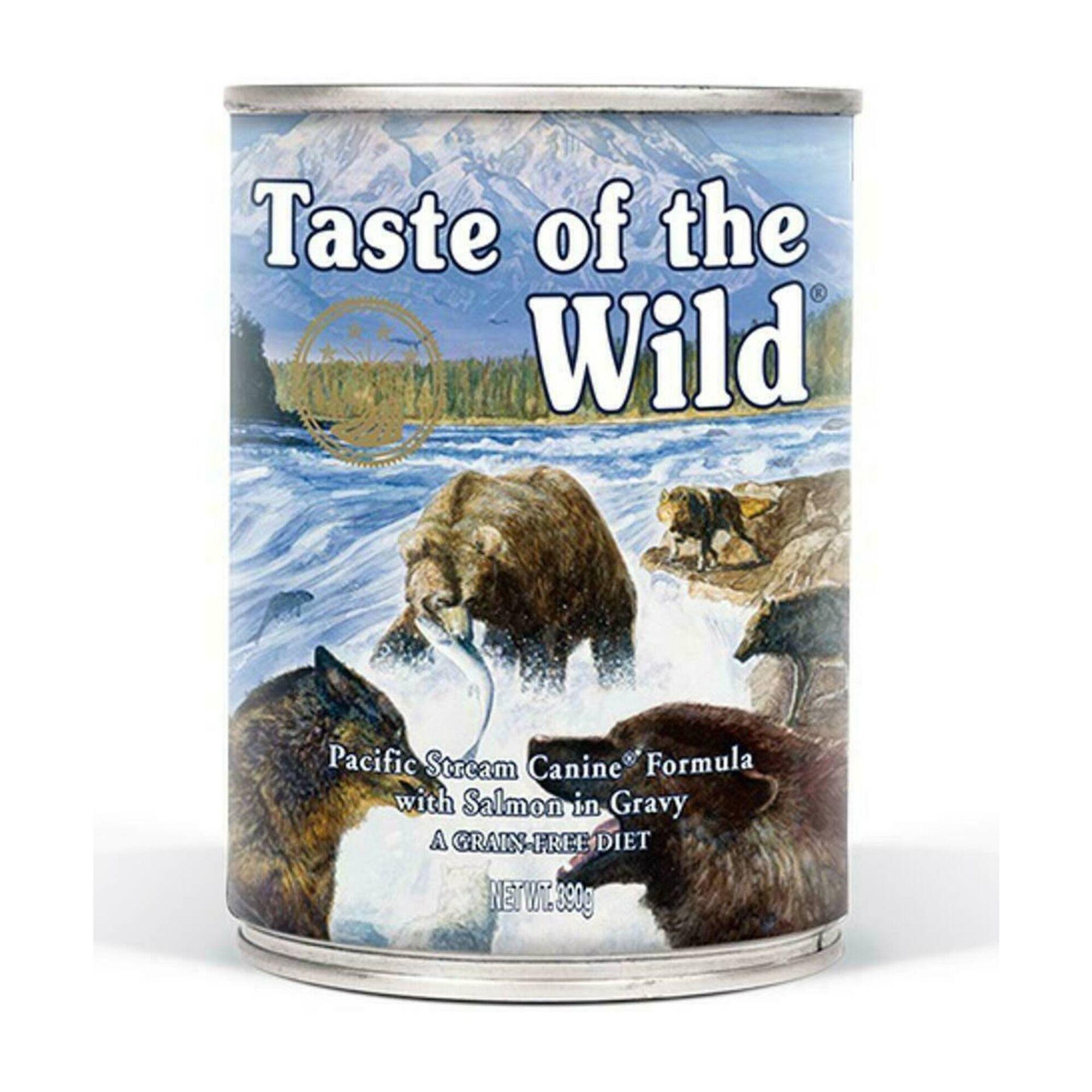 Comida Húmida para Cão Grain Free Salmão Lata