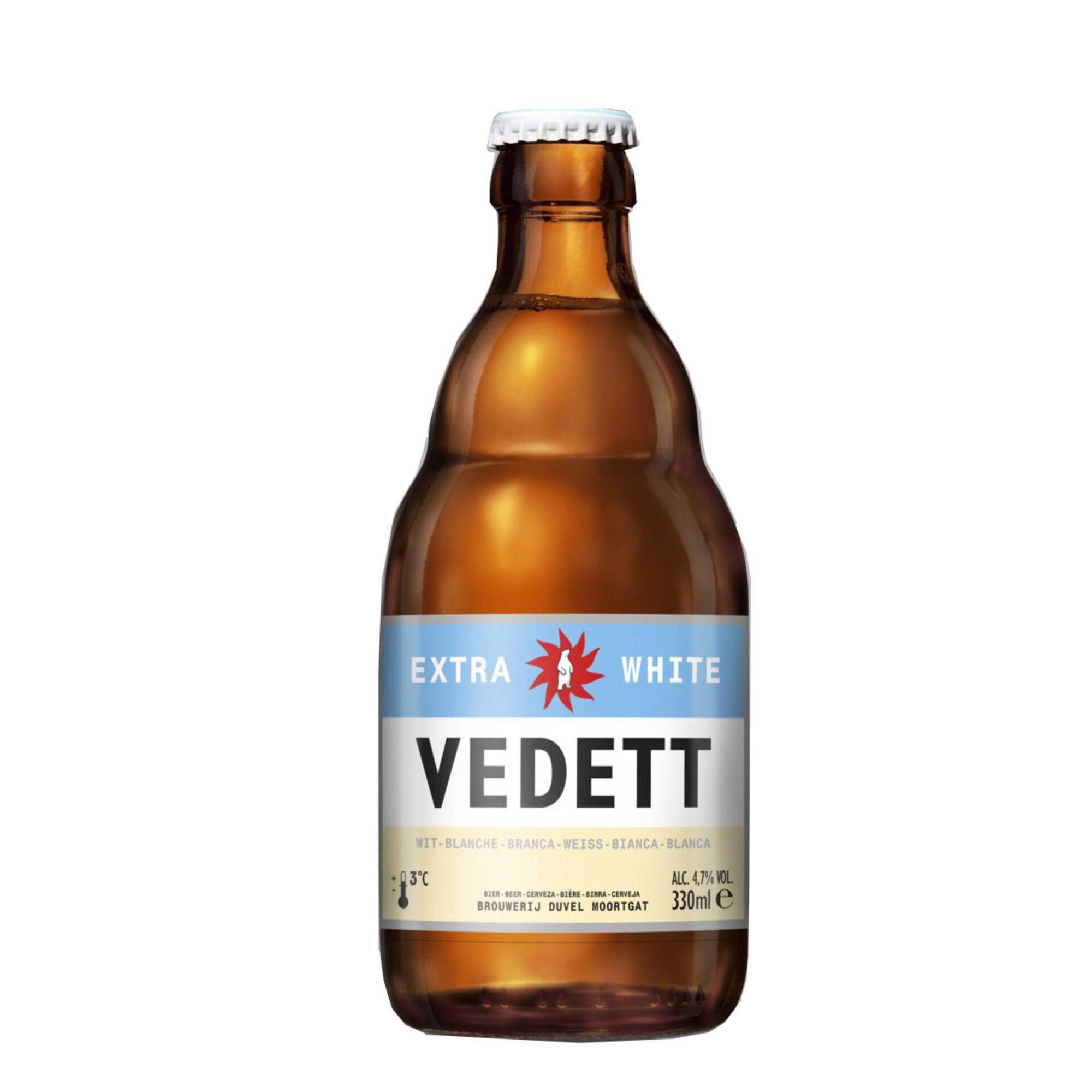 Cerveja com Álcool Extra White Garrafa