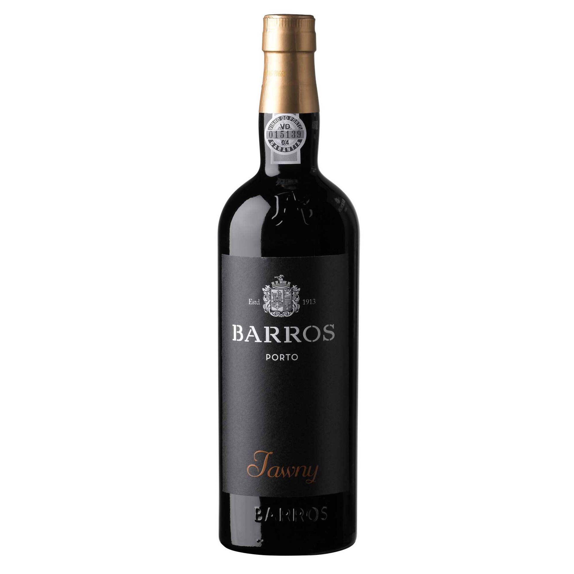 Barros Vinho do Porto Tawny
