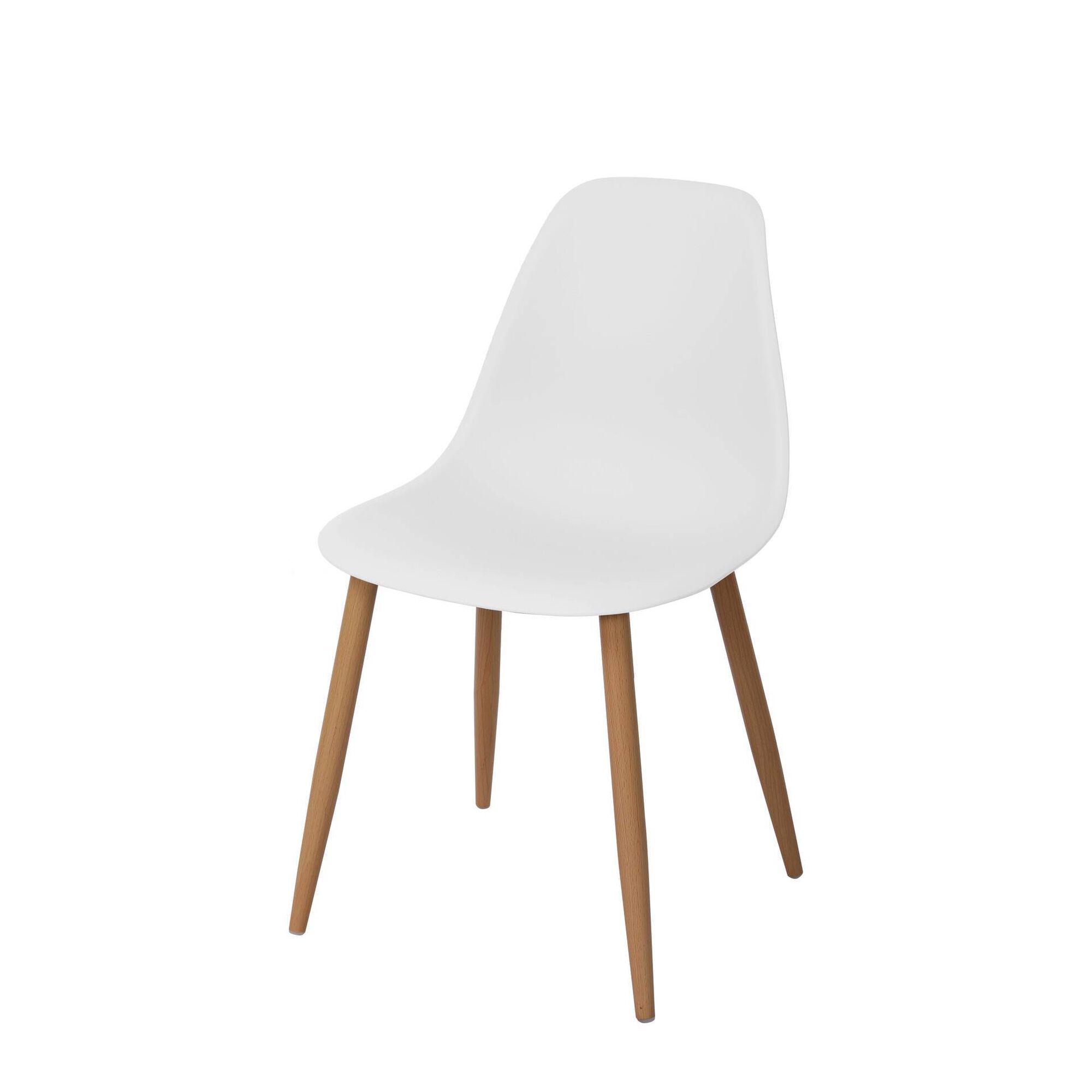 Cadeira Branca Echair