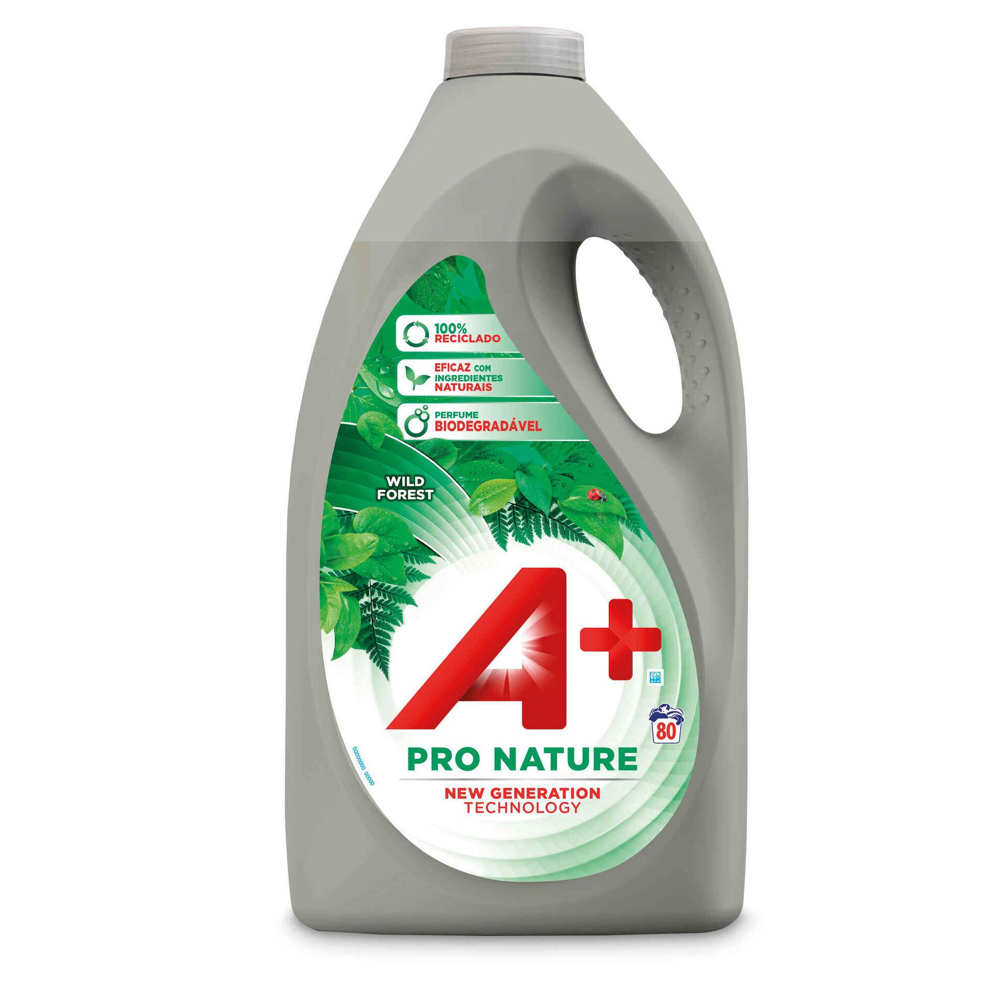 Detergente Máquina Roupa Líquido Pro Nature