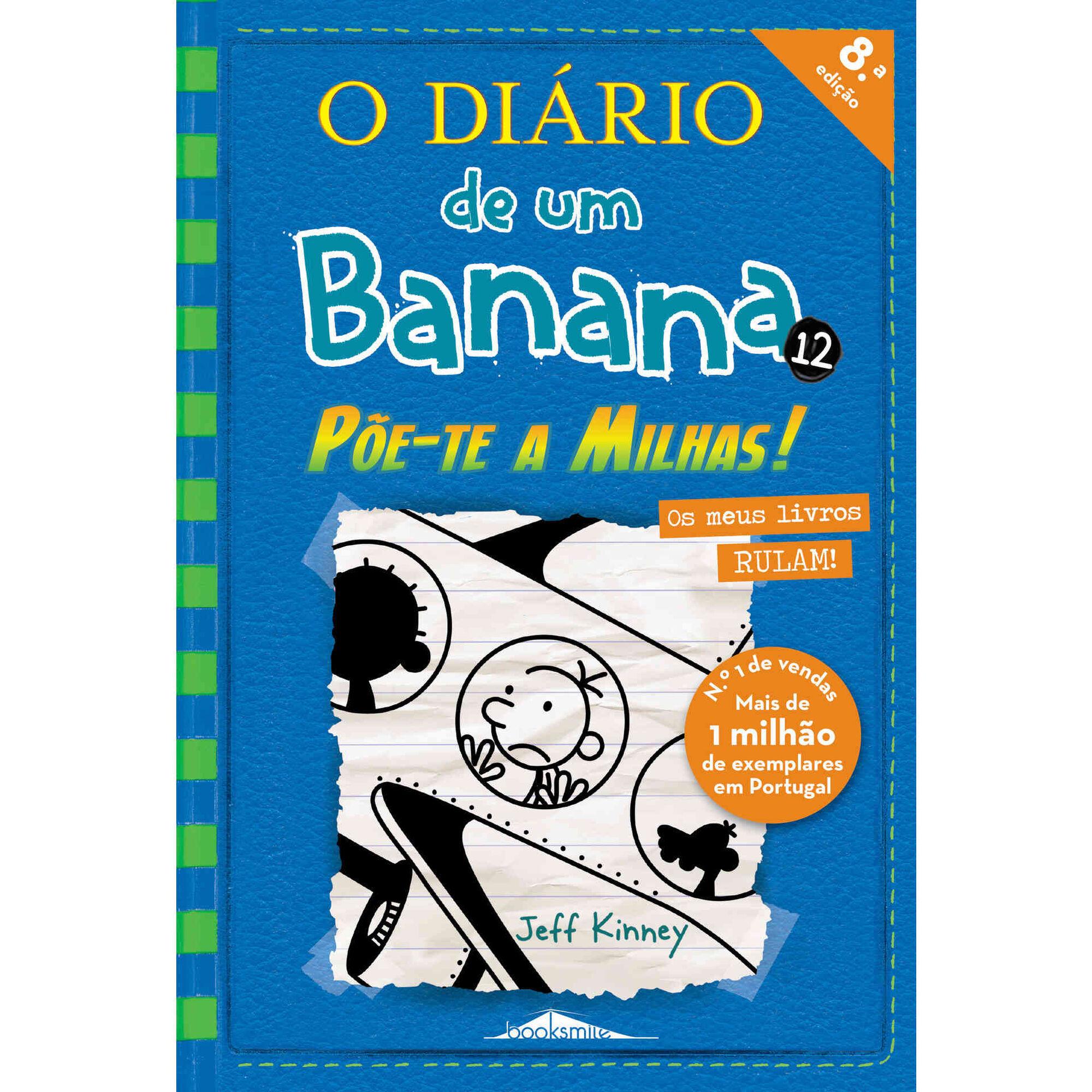 O Diário de um Banana 12 - Põe-te a Milhas!