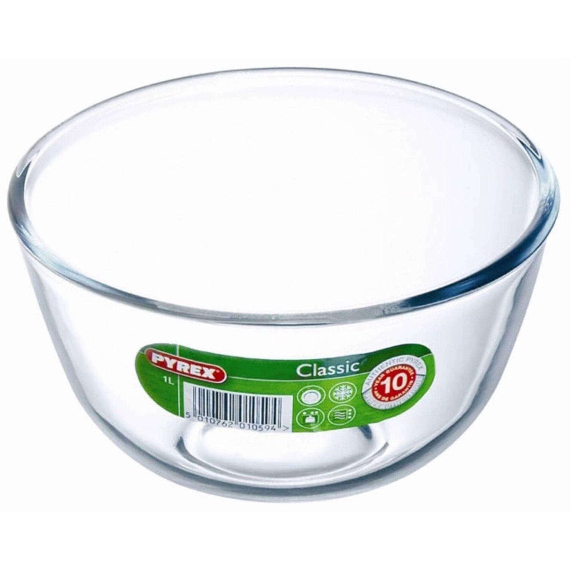 Saladeira Vidro 1L