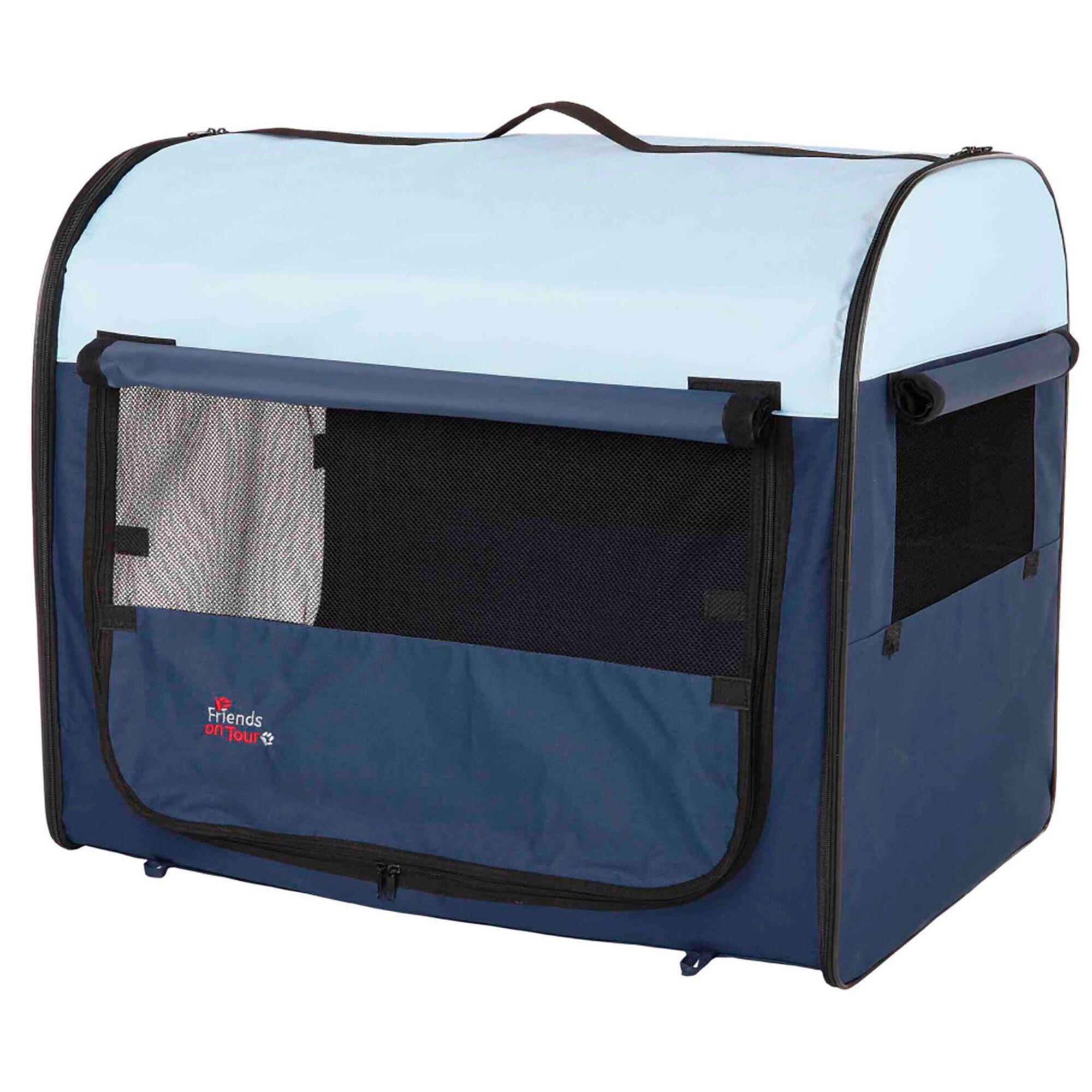 Transportadora para Cão Tecido em Nylon Tcamp