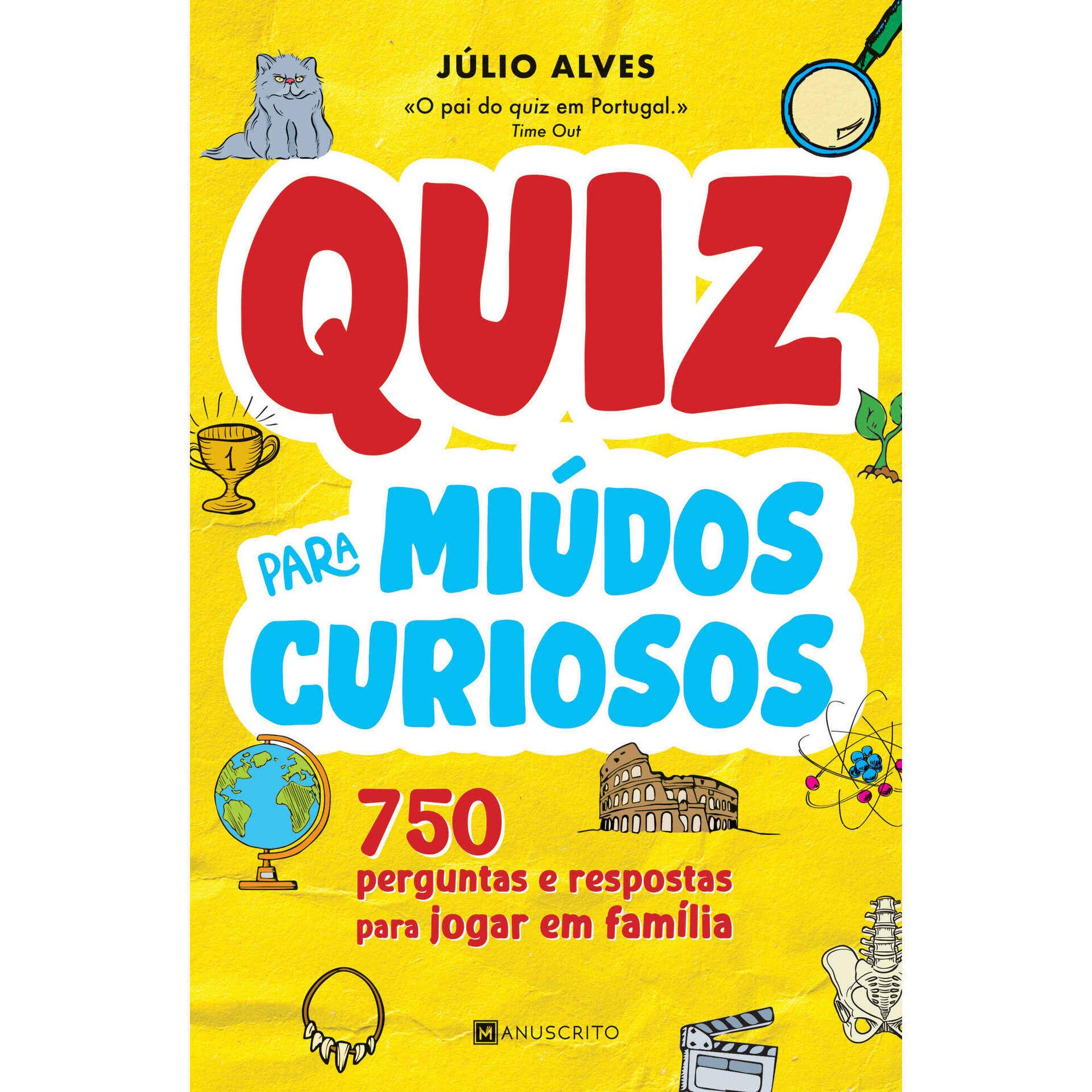 Quiz para Miúdos Curiosos