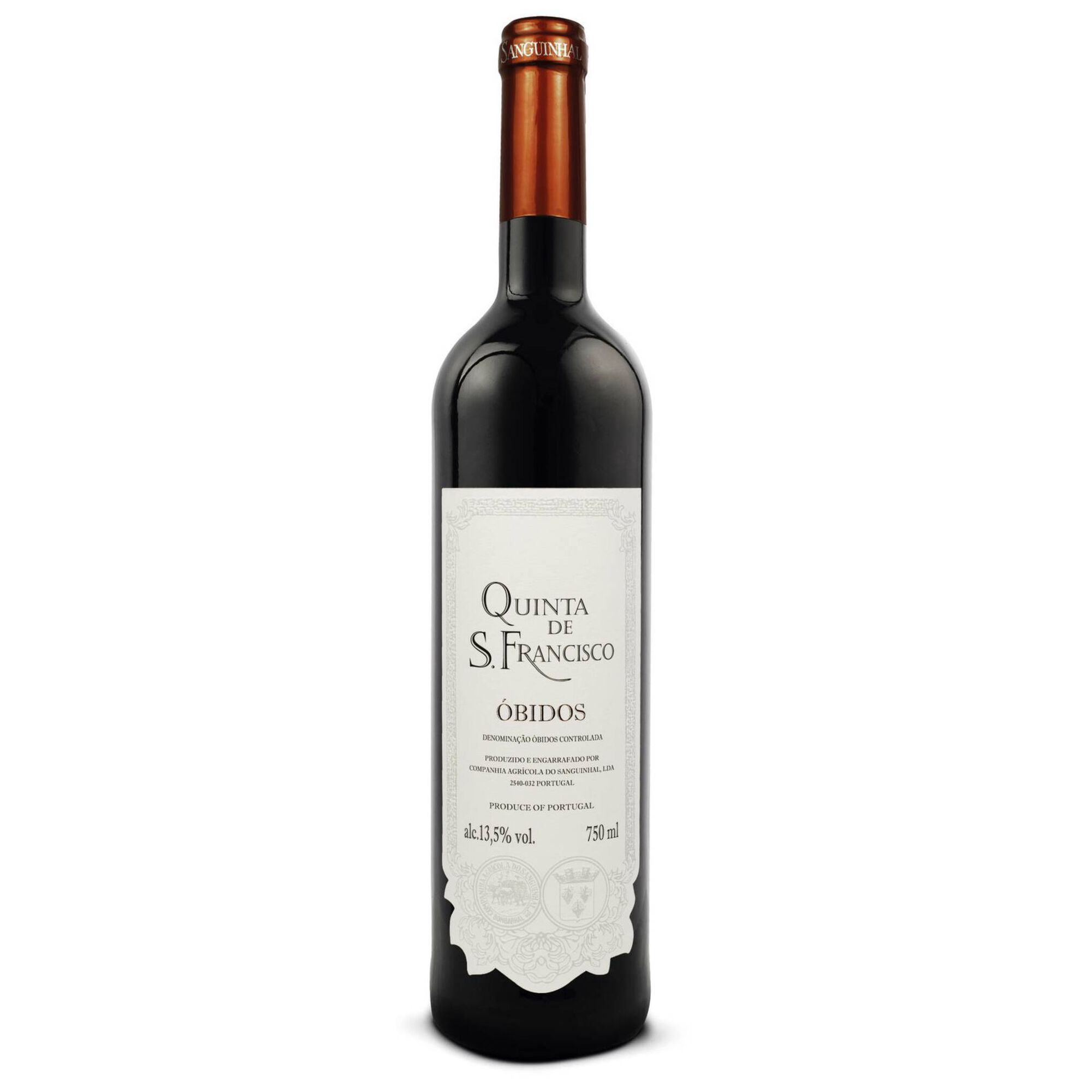 Quinta São Francisco DOC Óbidos Vinho Tinto
