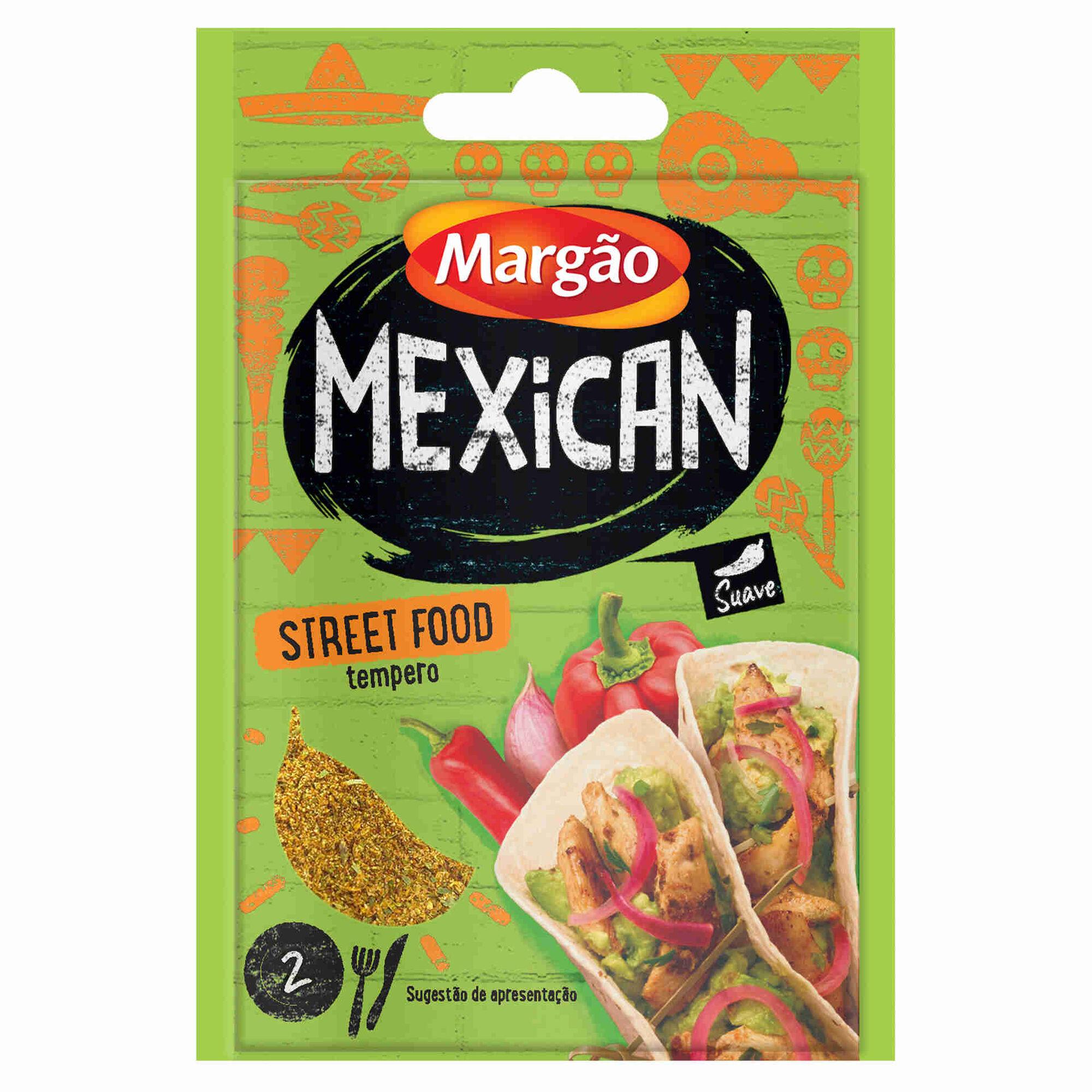 Tempero Mexican em Saqueta