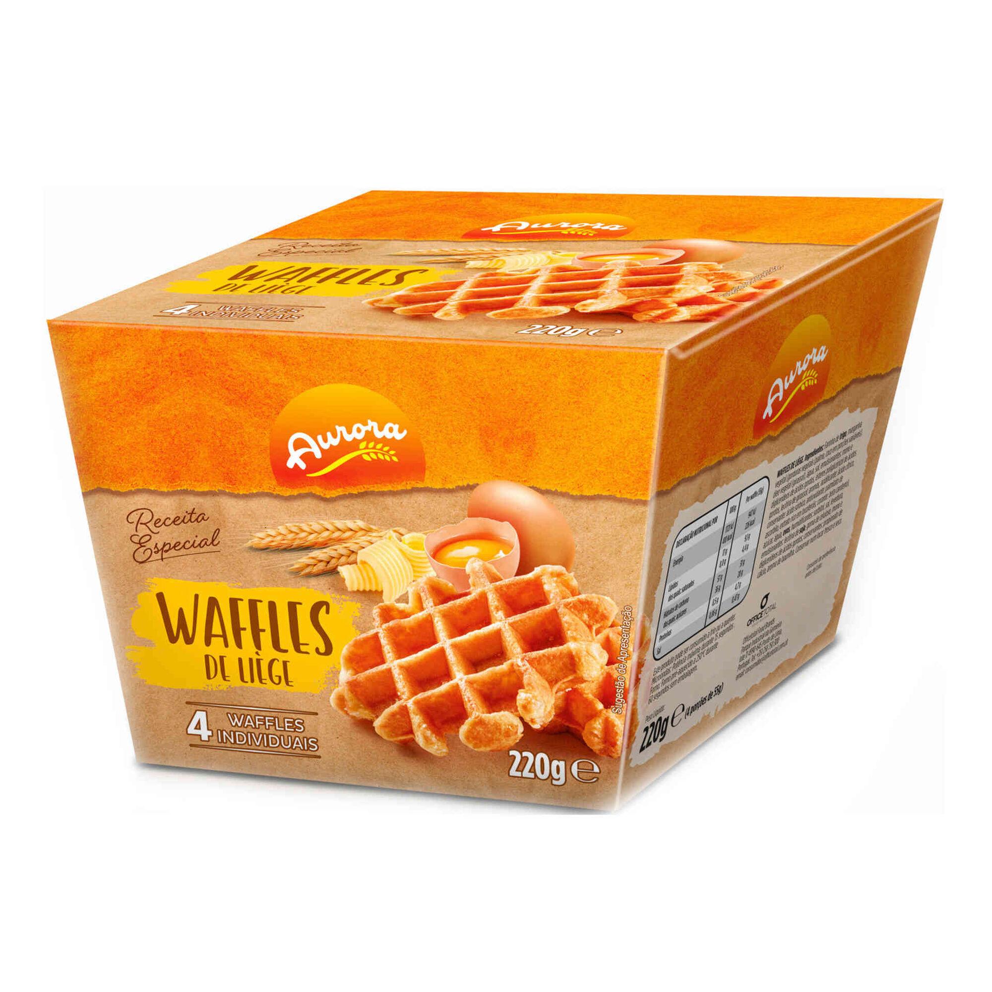 Waffles de Liège