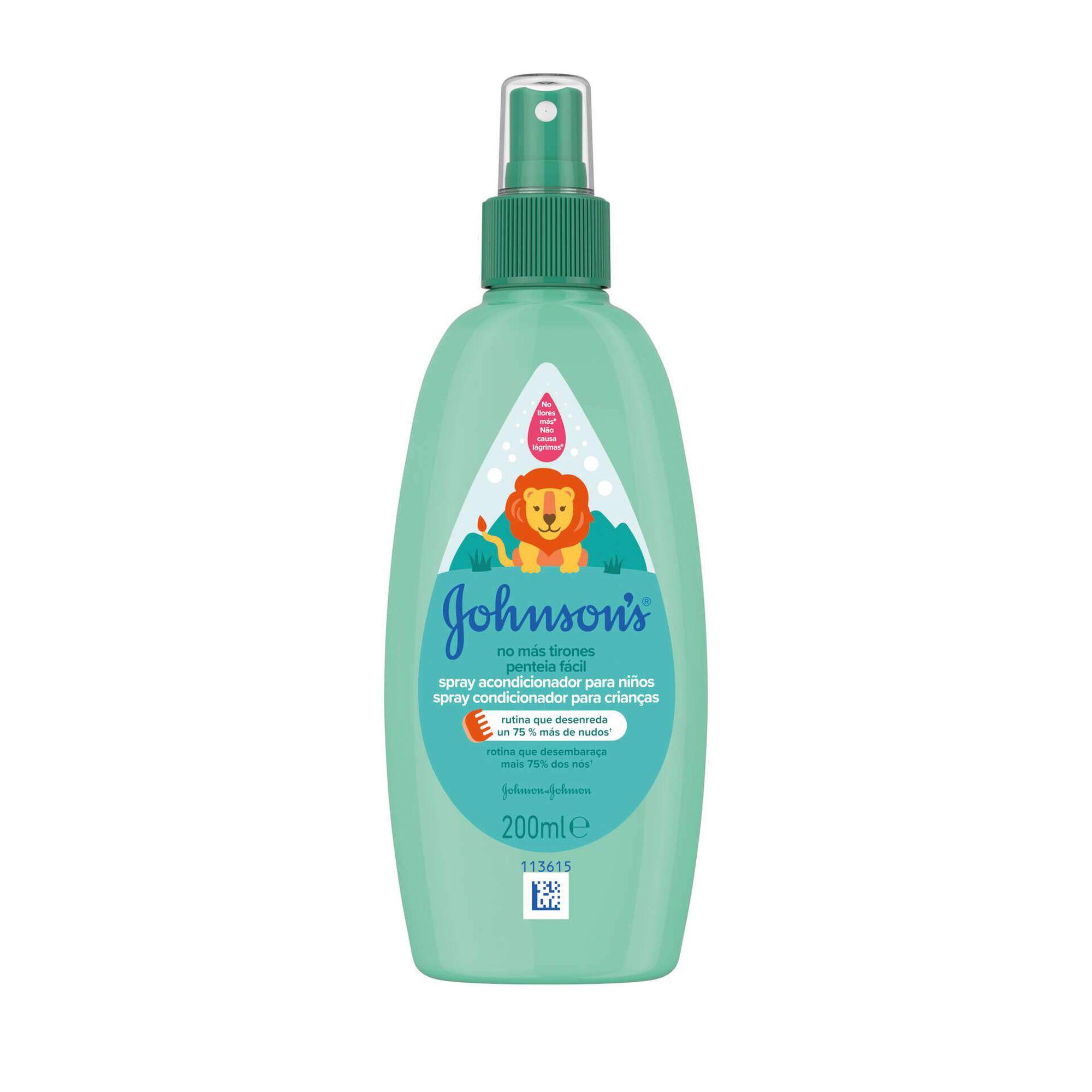 Condicionador Spray Penteia Fácil para Crianças