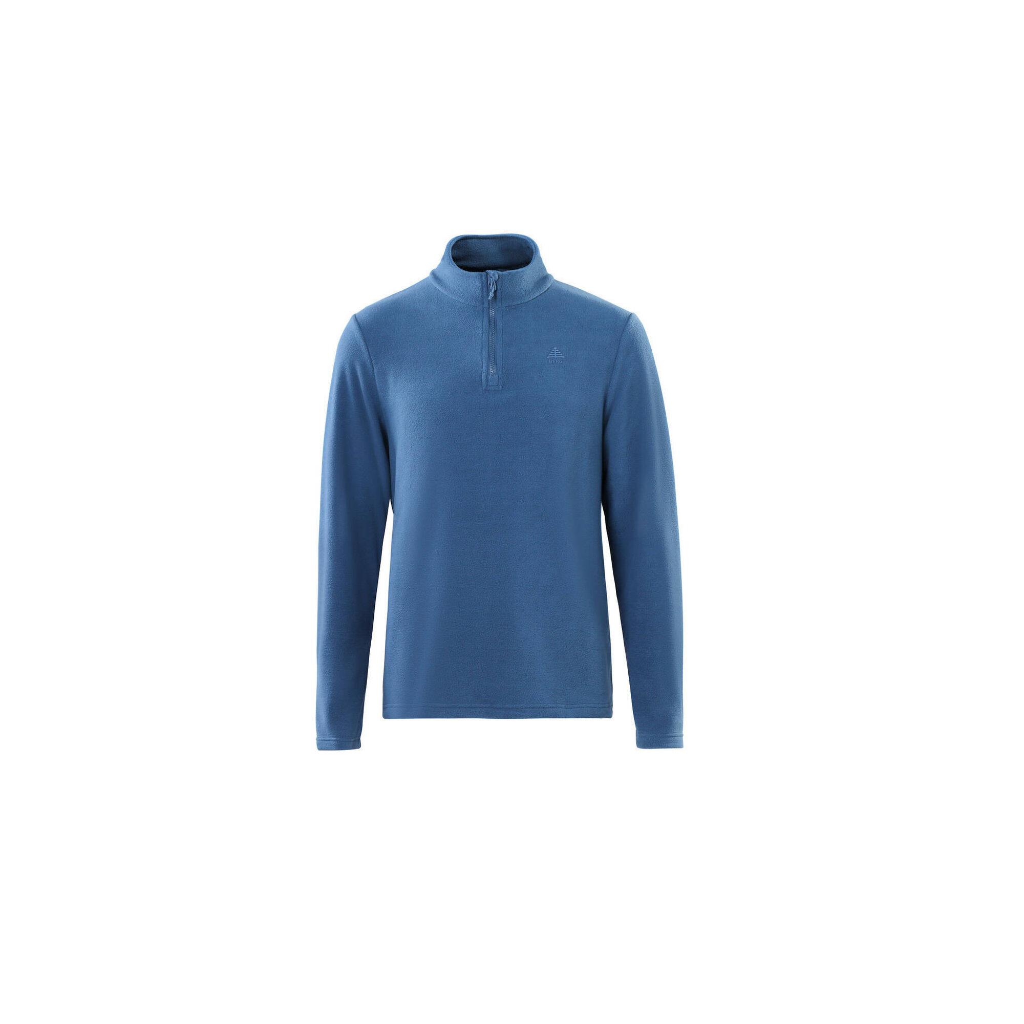 Camisola Polar Homem S Azul