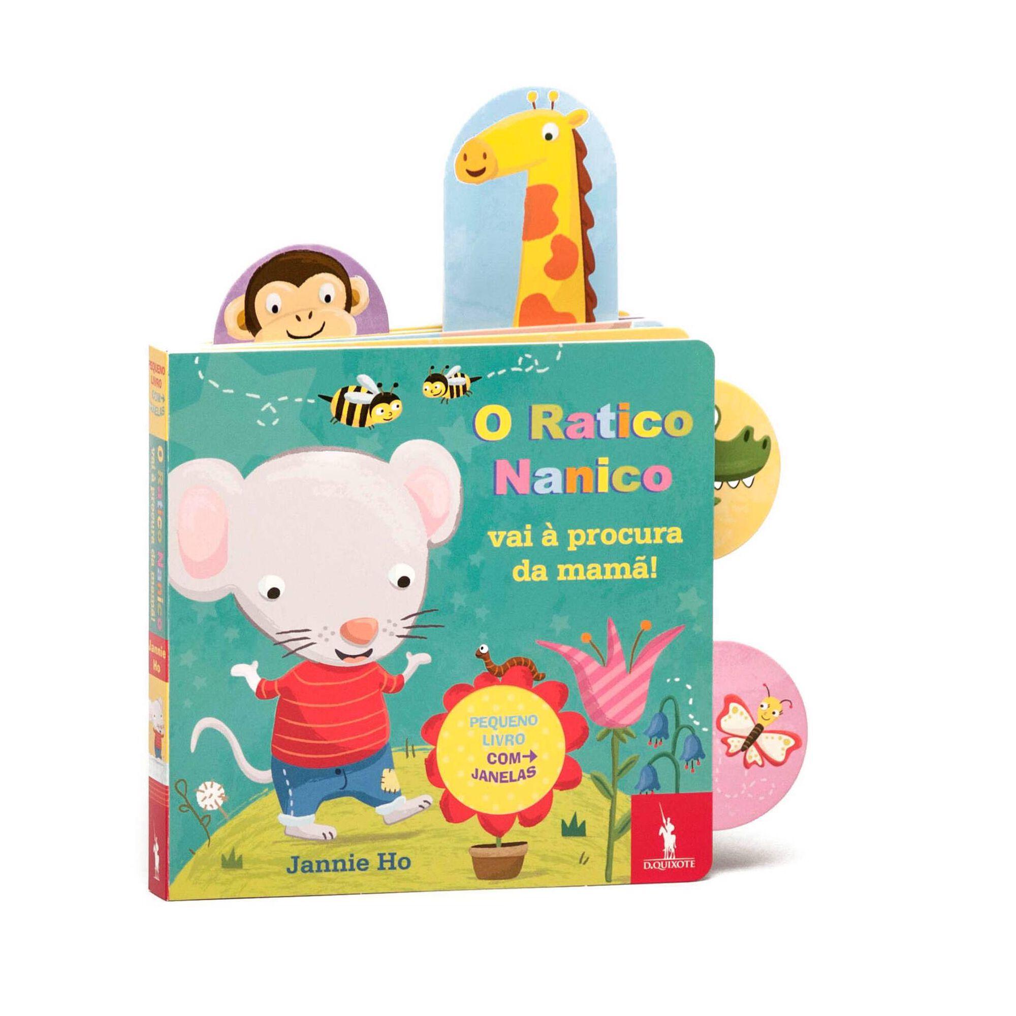 O Ratico Nanico Vai à Procura da Mamã