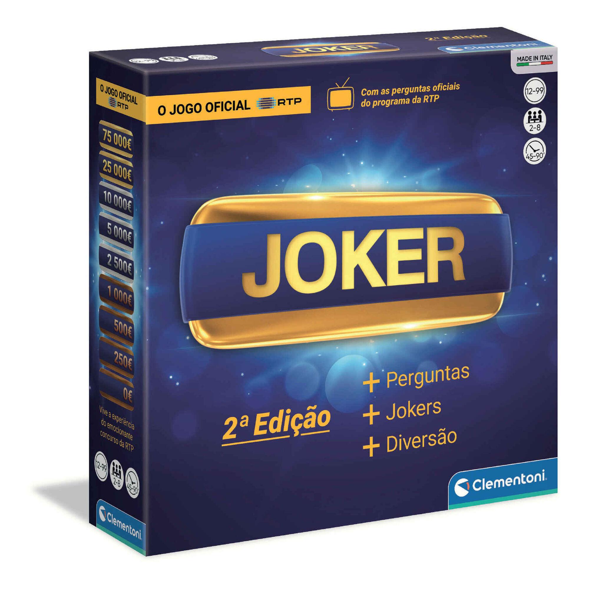 Jogo Oficial Joker
