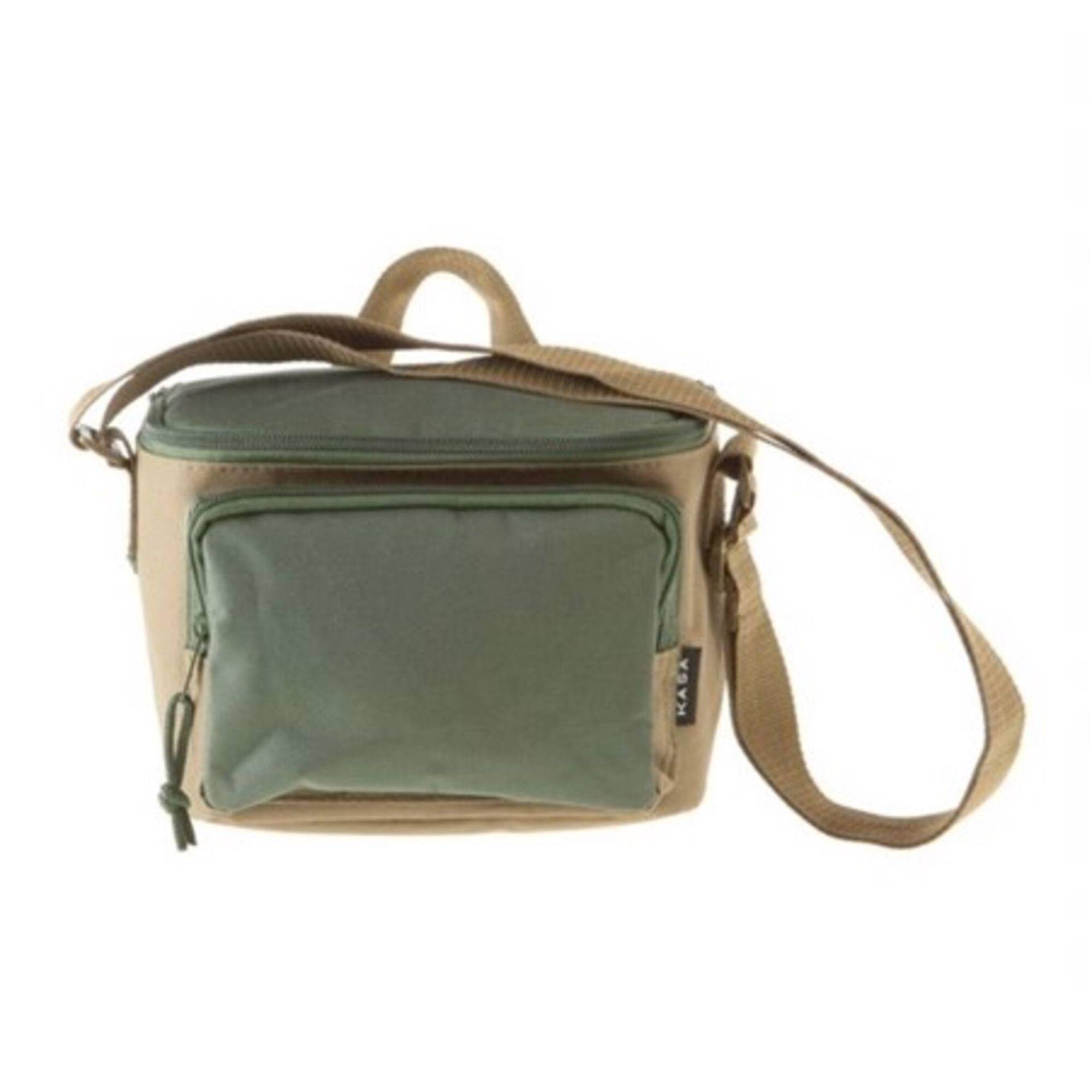 Saco Térmico Tiracolo 5L Verde Basic