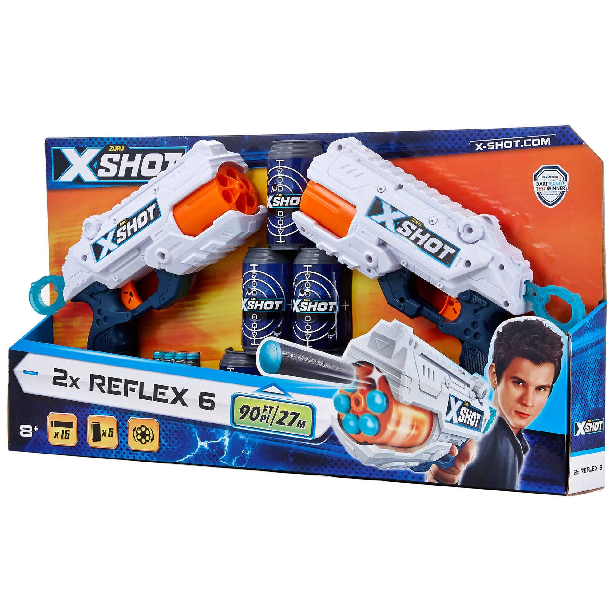 Lançador 2x Reflex 6