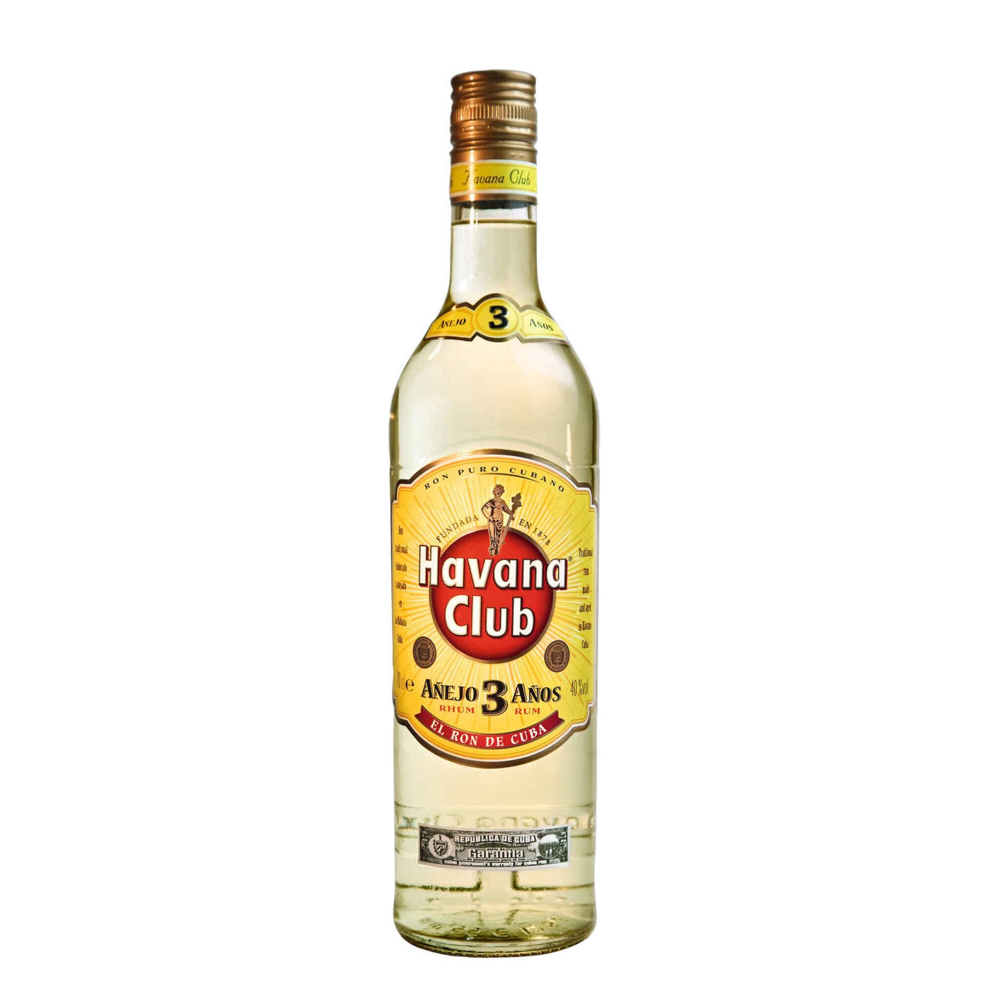 Rum Hanava Club Añejo 3 Años
