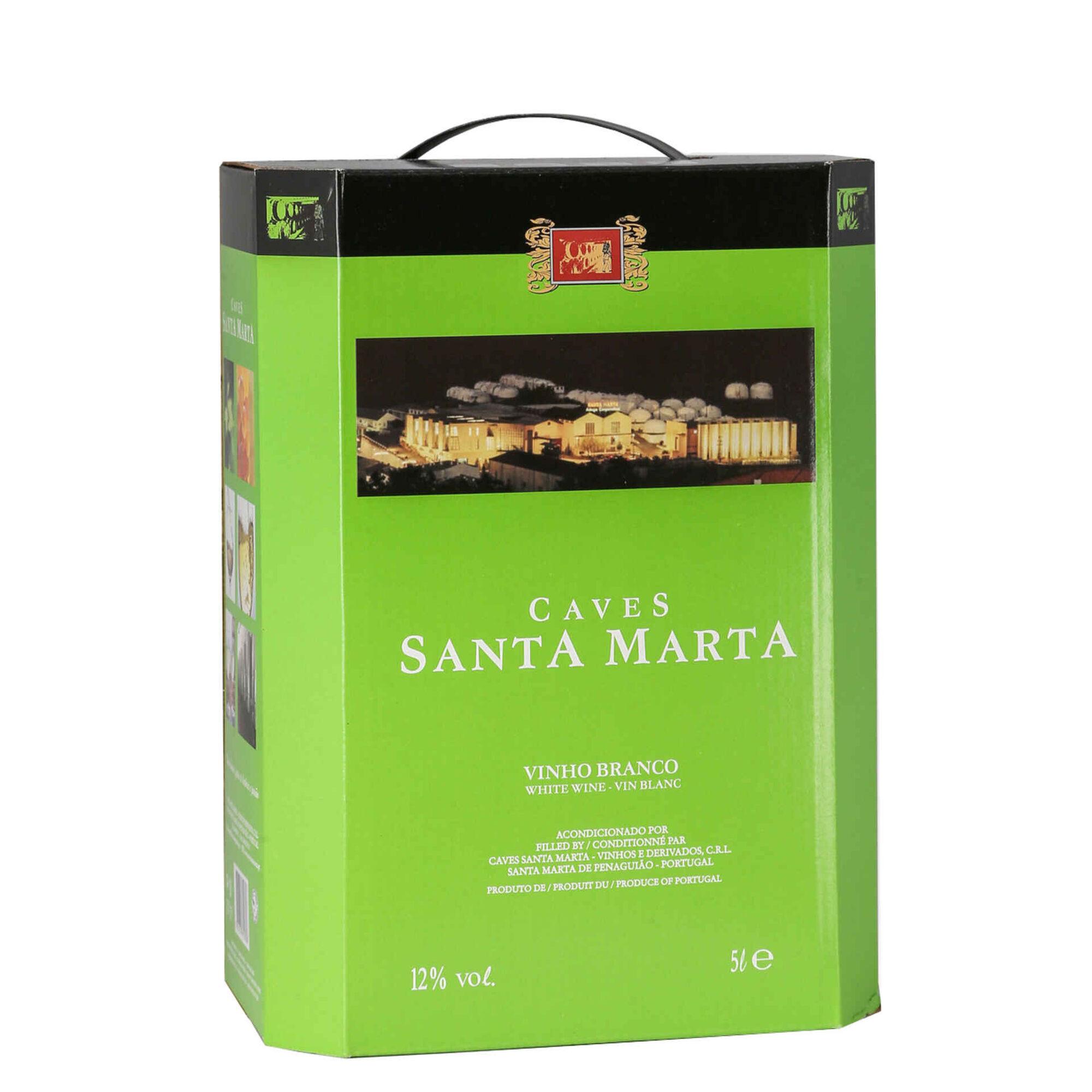 Caves Santa Marta Vinho Branco