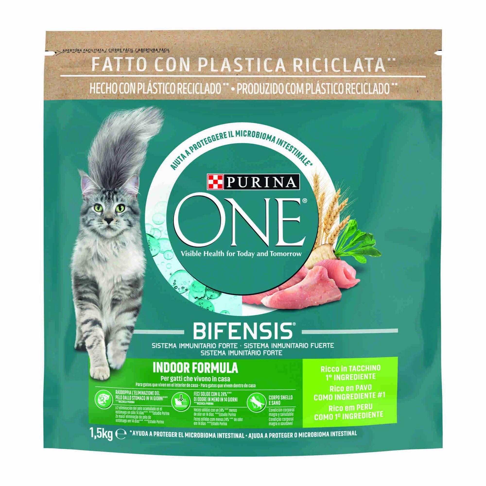 Ração para Gato Adulto Indoor Peru