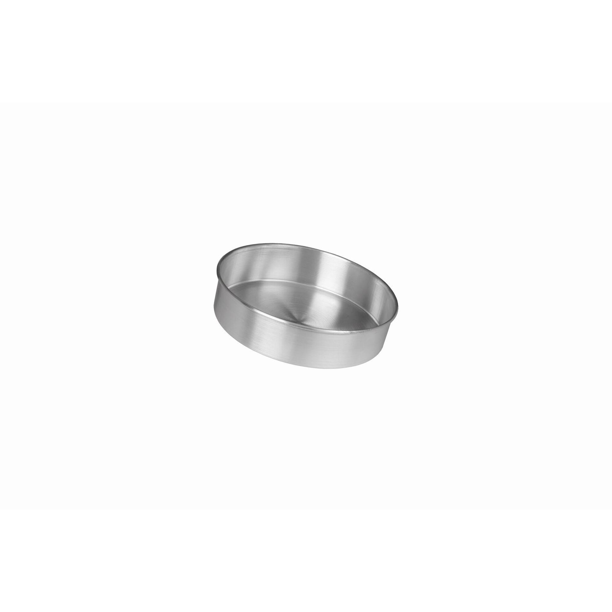 Forma Redonda Alumínio Basic