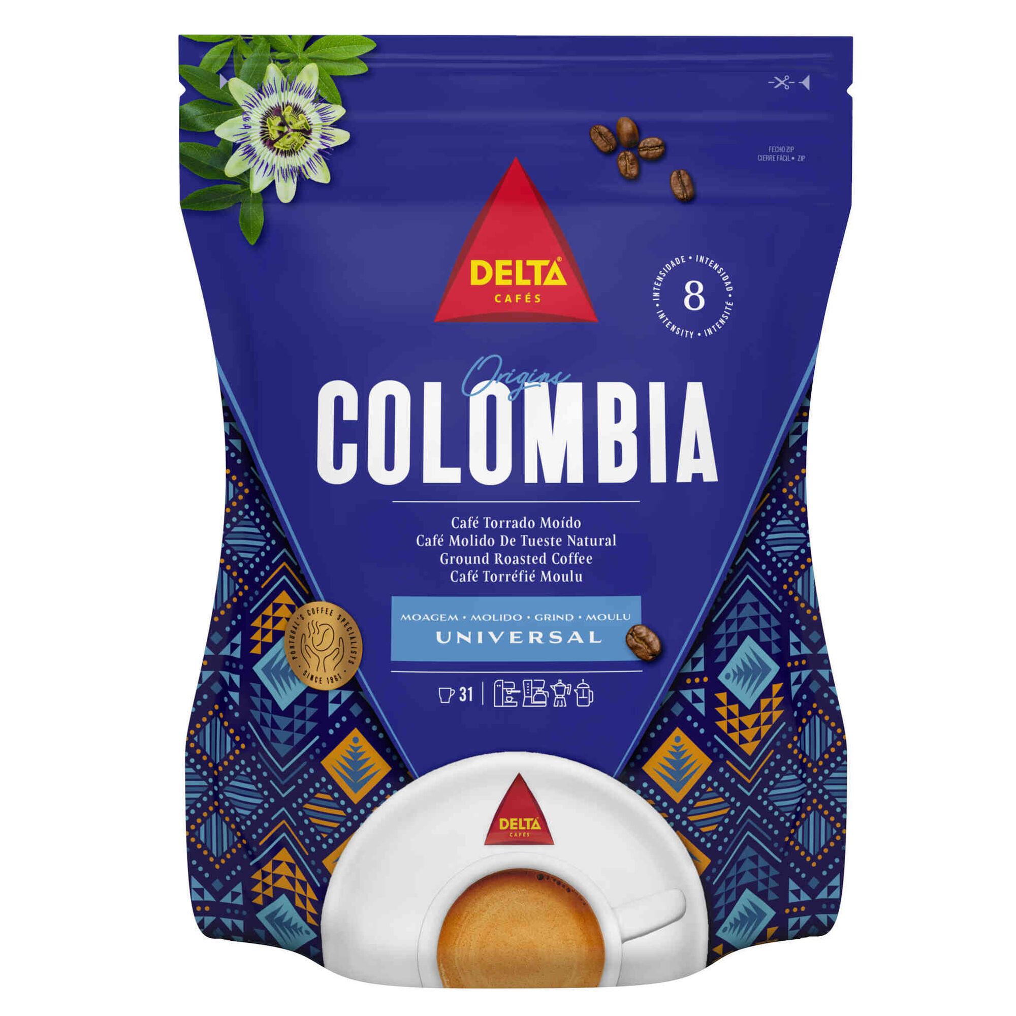 Café Moído Universal Colombia