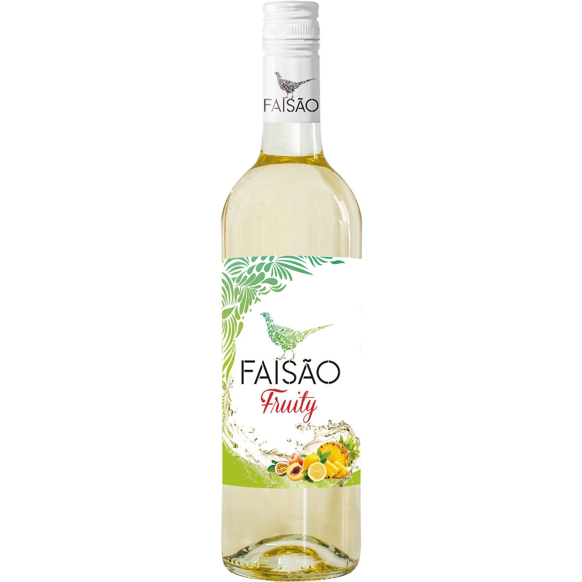 Faisão Bebida Aromatizada Fruity