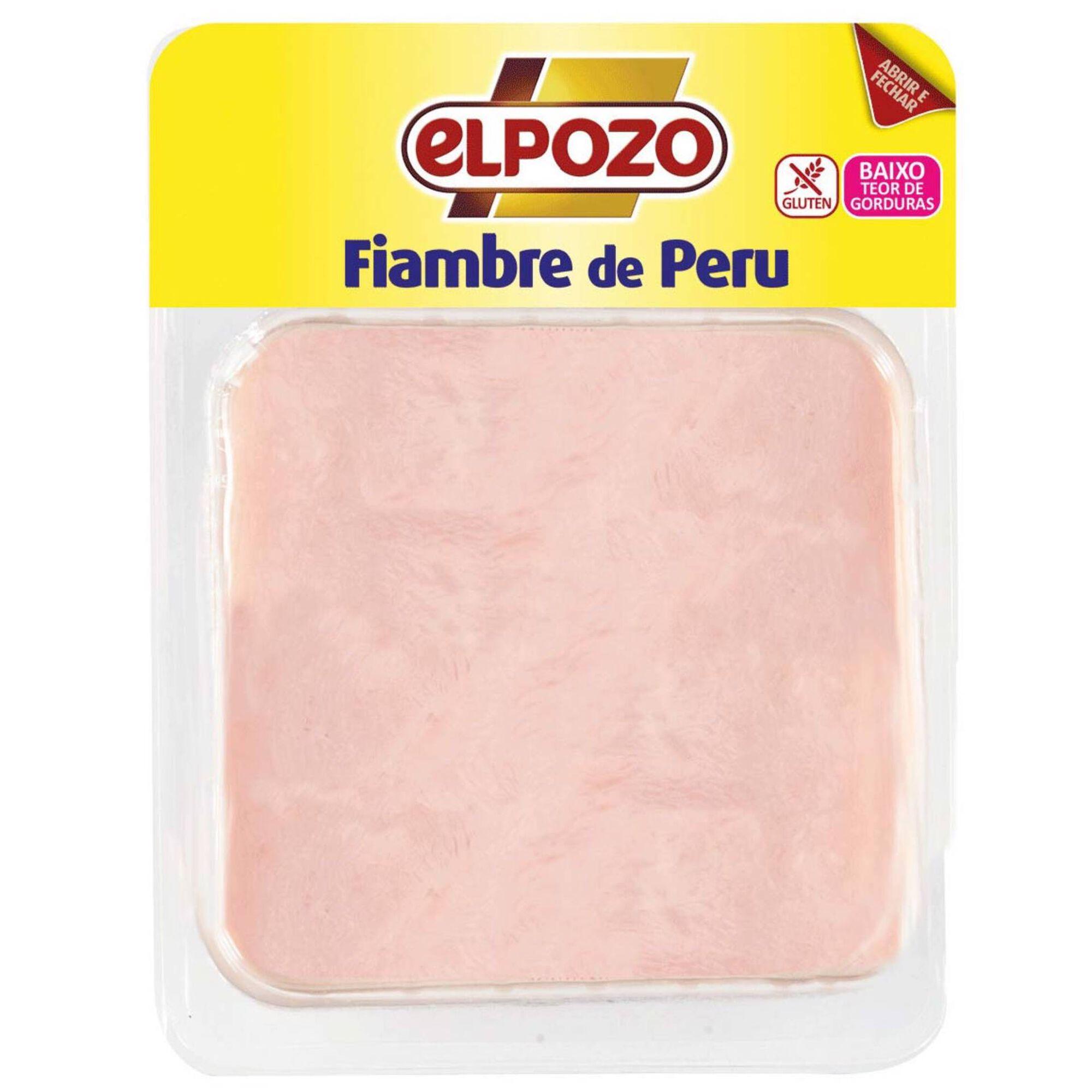 Fiambre de Peru Fatias
