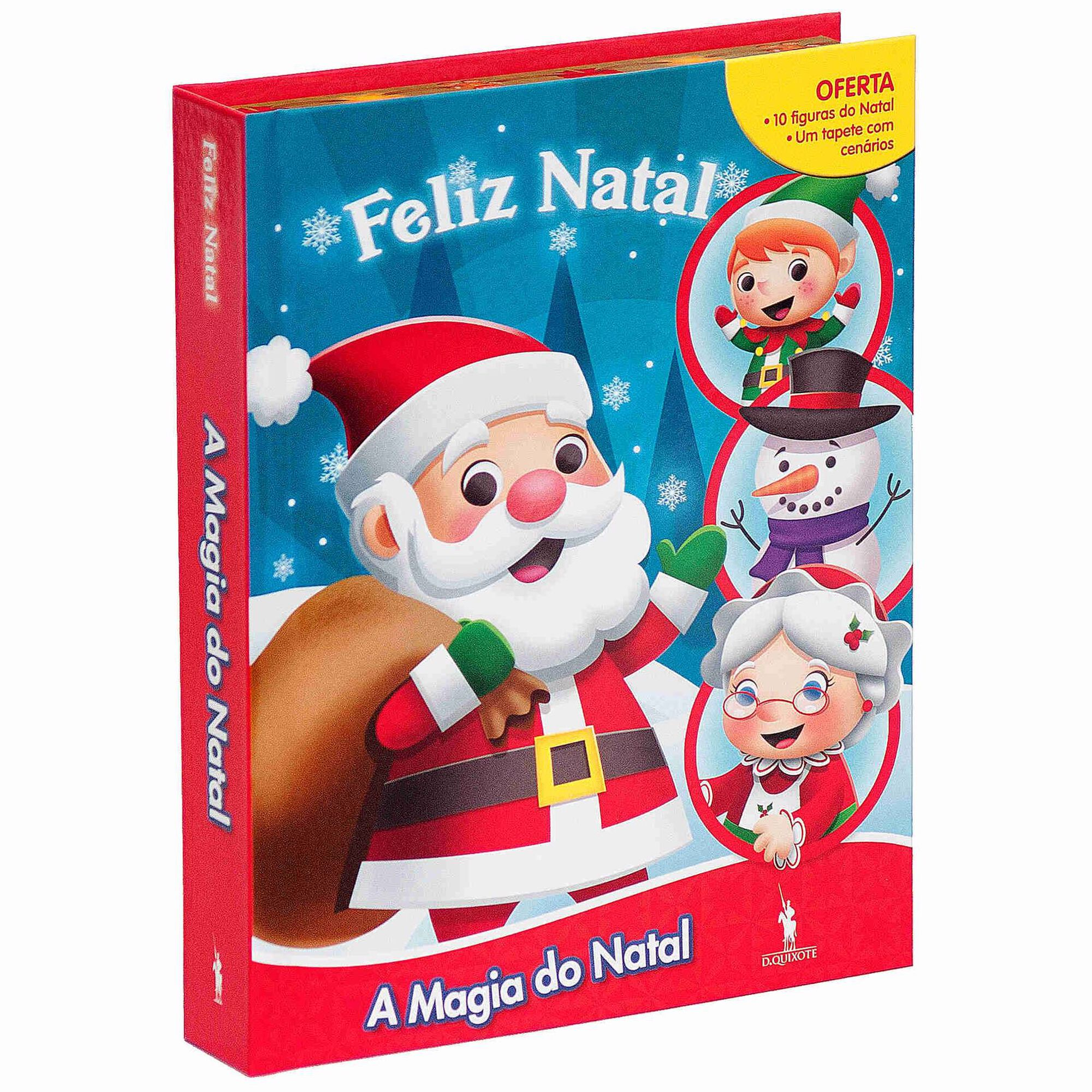 Feliz Natal - A Magia do Natal