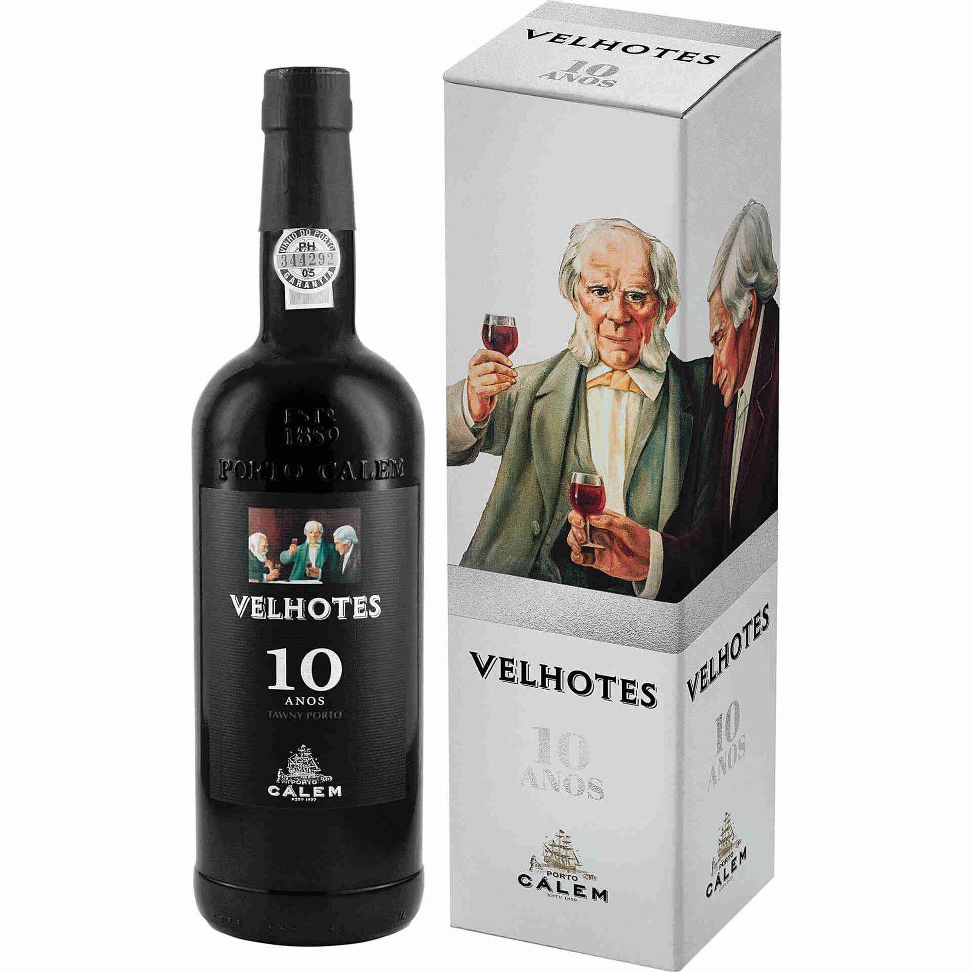 Cálem Velhotes Vinho do Porto 10 Anos