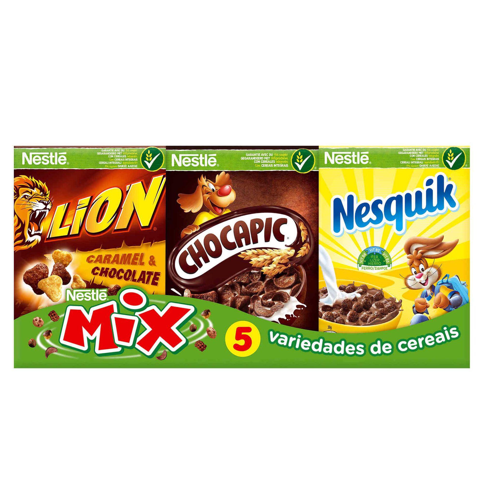 Mix Cereais