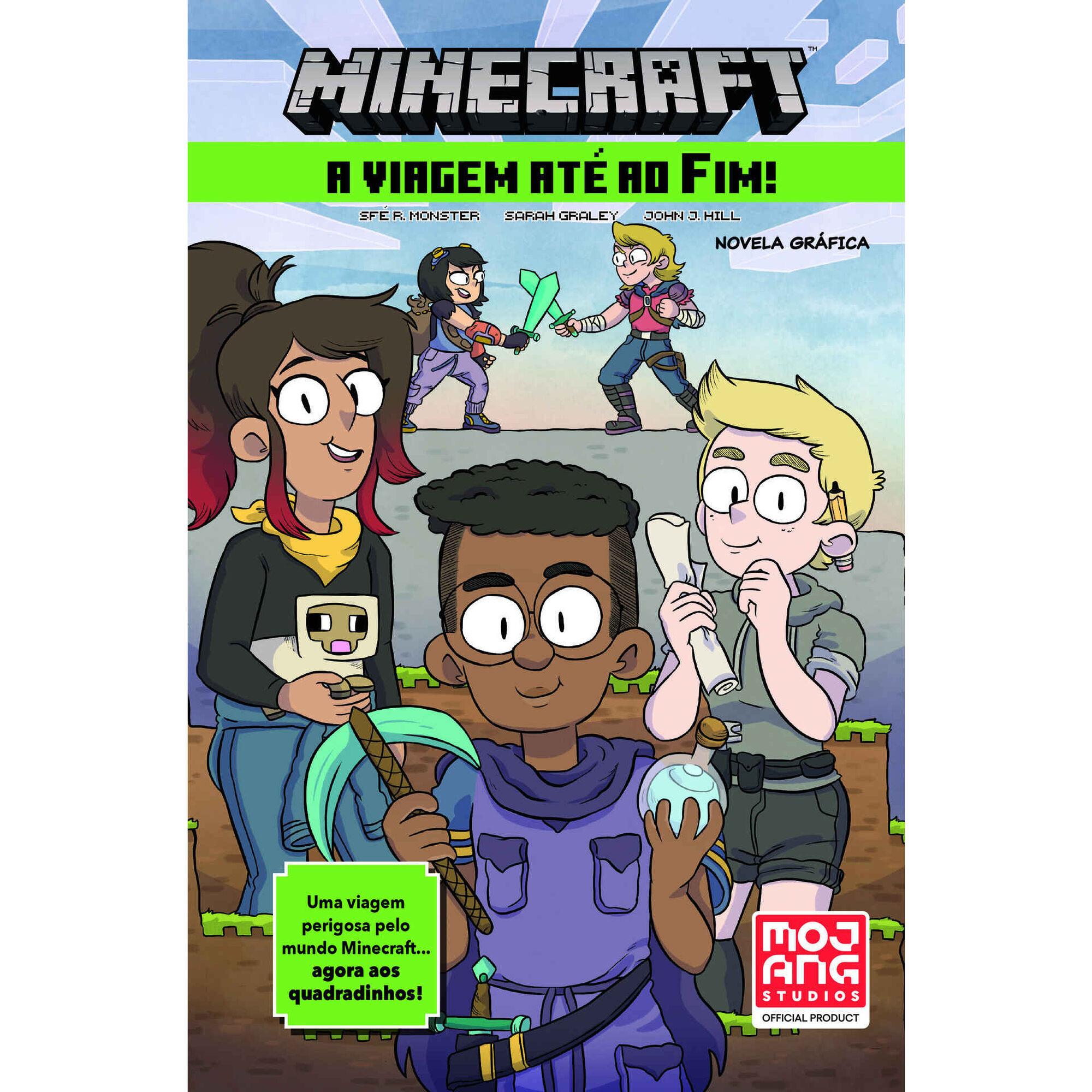 Minecraft - A Viagem Até Ao Fim!