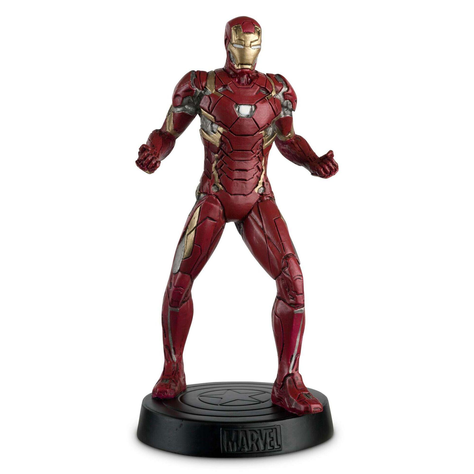 Estátua Iron Man 1:16