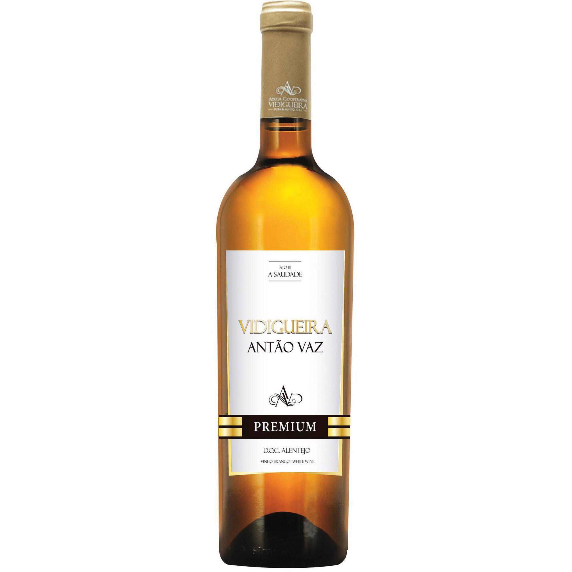 Vidigueira Antão Vaz Premium DOC Alentejo Vinho Branco