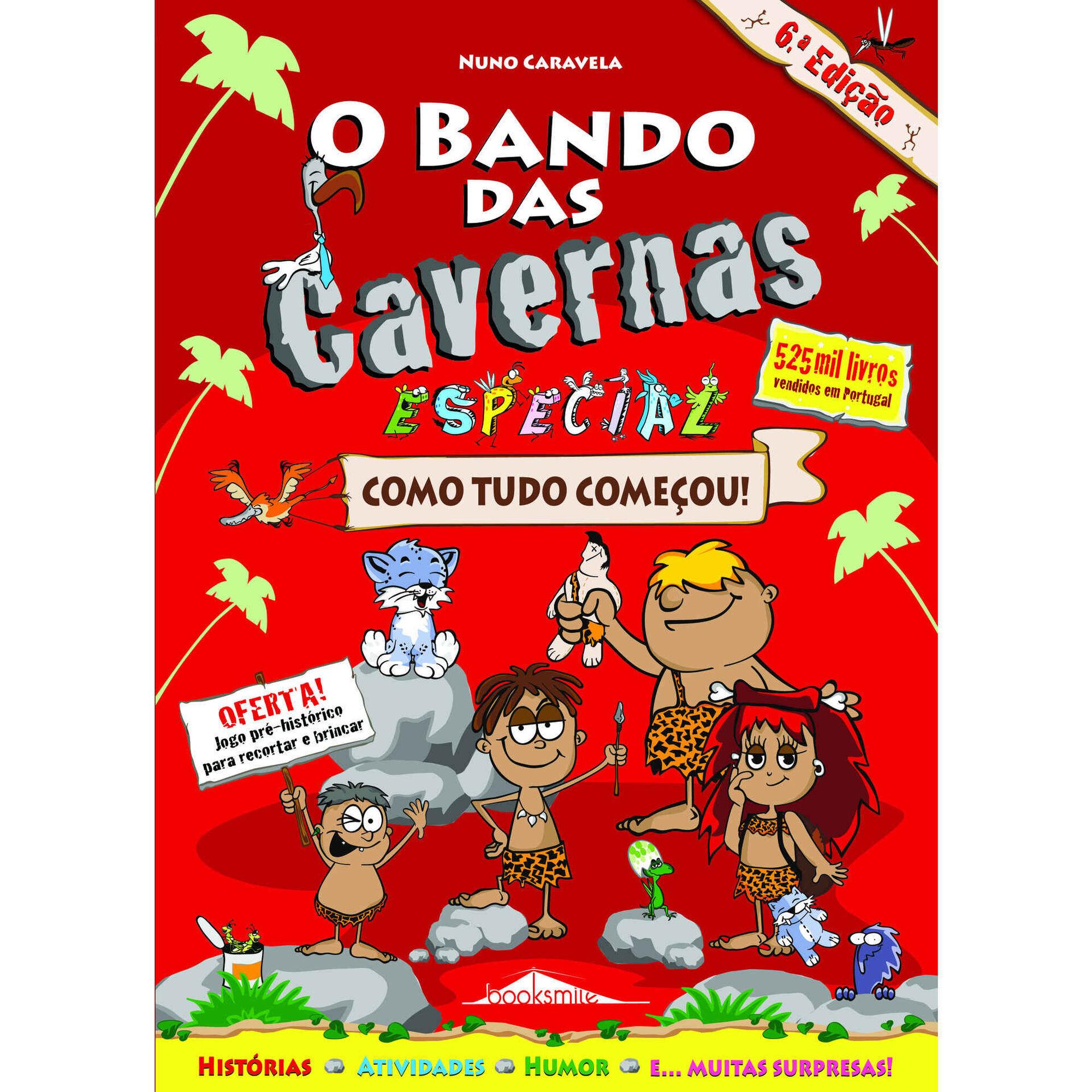 O Bando das Cavernas Nº 19 1/2 Especial