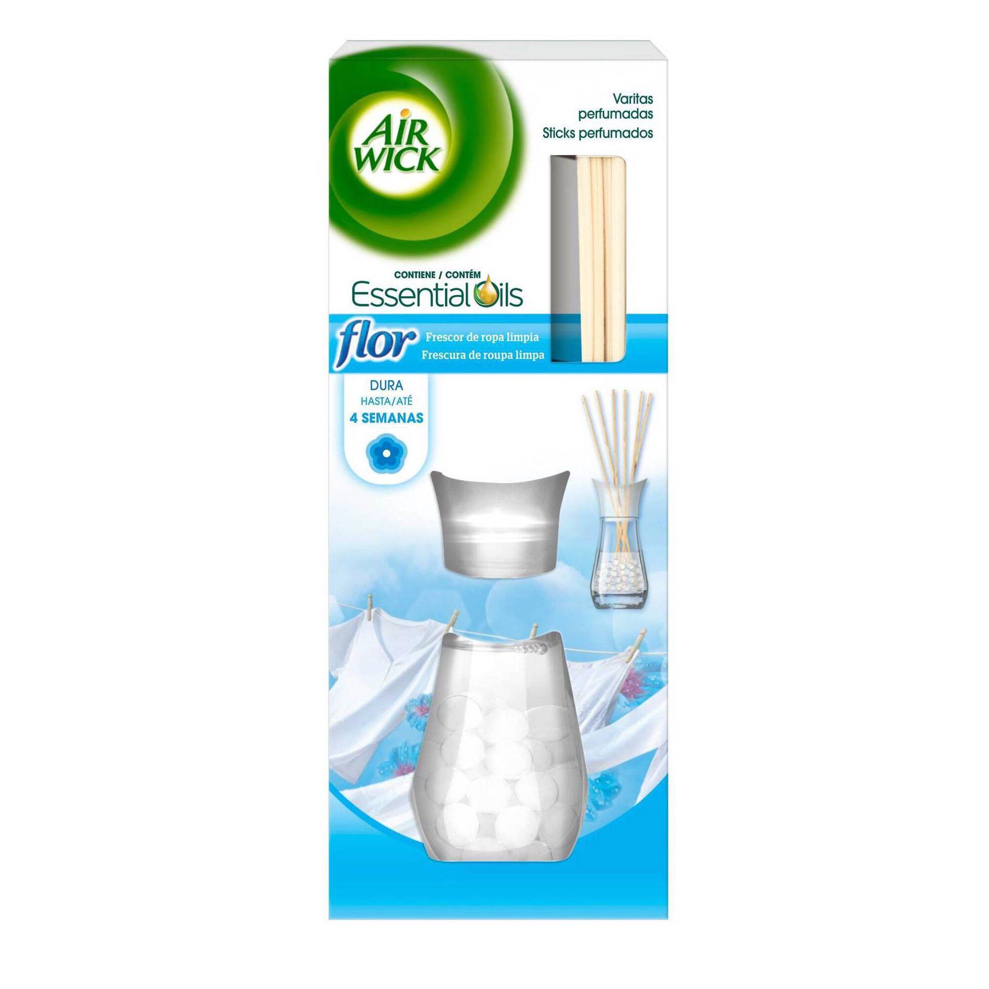 Ambientador Stick Perfumado Óleos Essenciais Flor