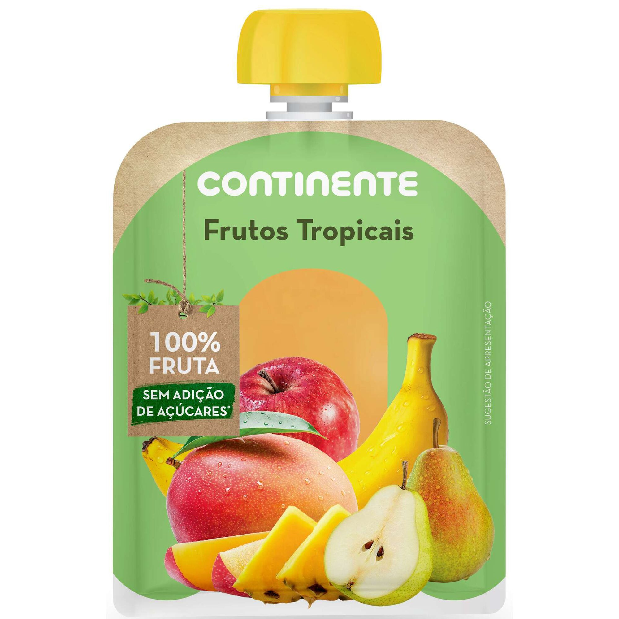 Saqueta de Frutos Tropicais