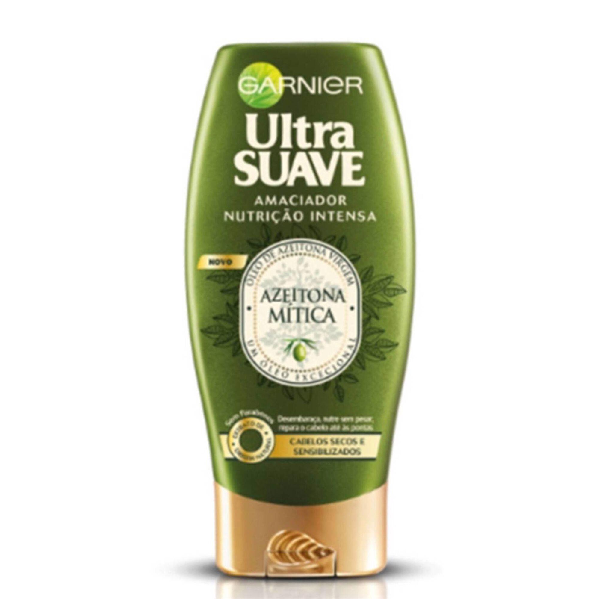Condicionador Ultra Suave Azeitona Mítica